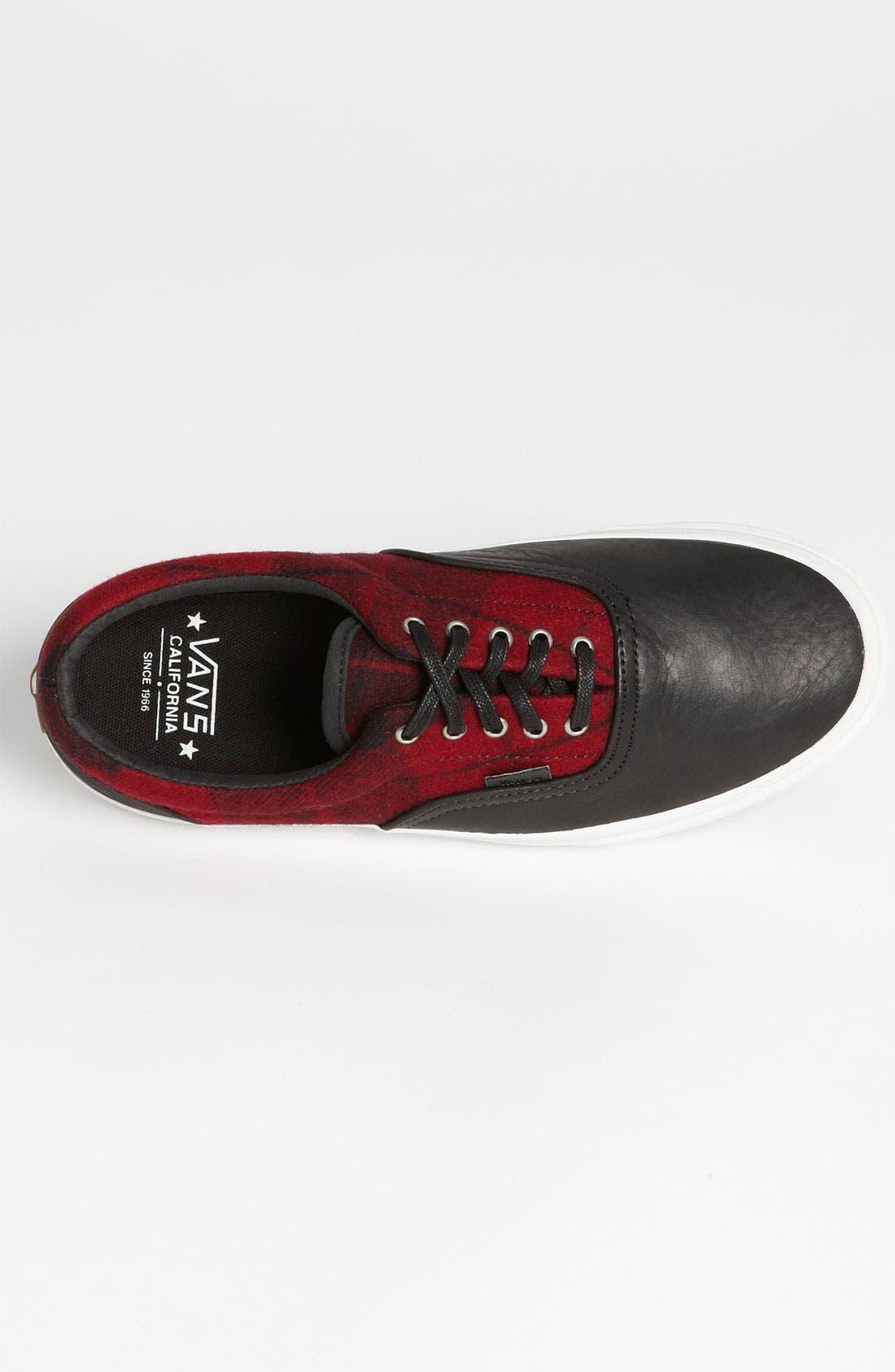 'Cali - Era' Sneaker,                             Alternate thumbnail 4, color,                             001