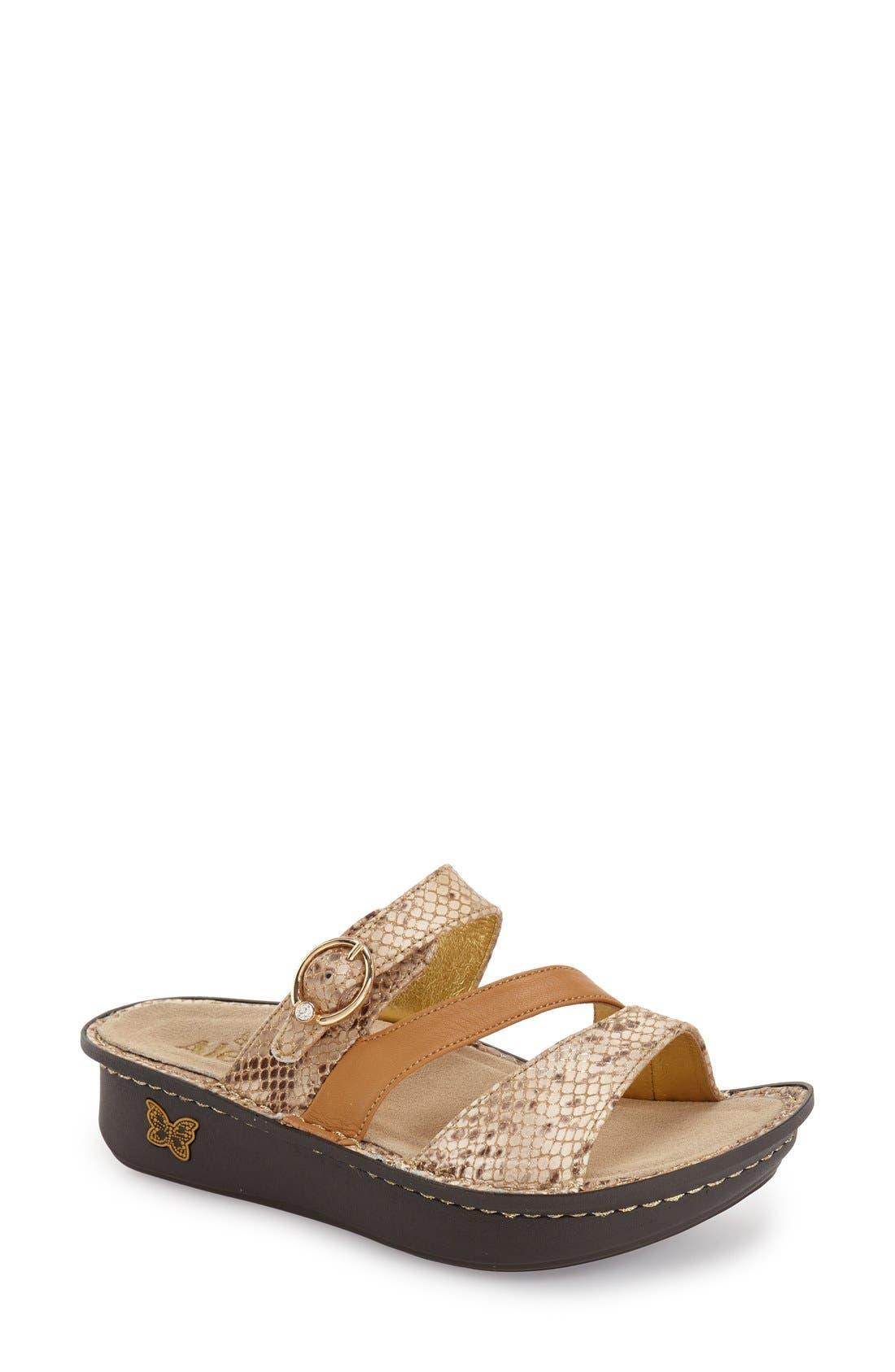 'Colette' Platform Sandal,                             Main thumbnail 15, color,