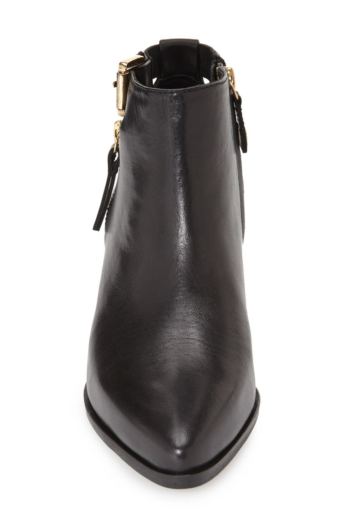 GEOX,                             'Lia' Ankle Boot,                             Alternate thumbnail 2, color,                             001