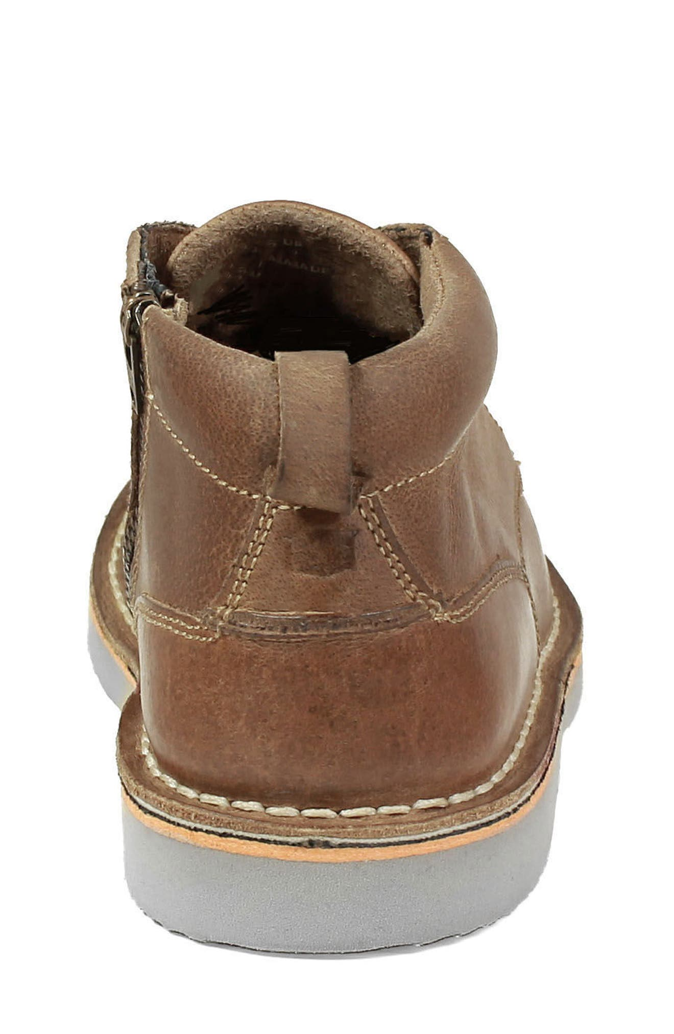 Chukka Boot,                             Alternate thumbnail 7, color,                             BROWN CRAZY HORSE LEATHER