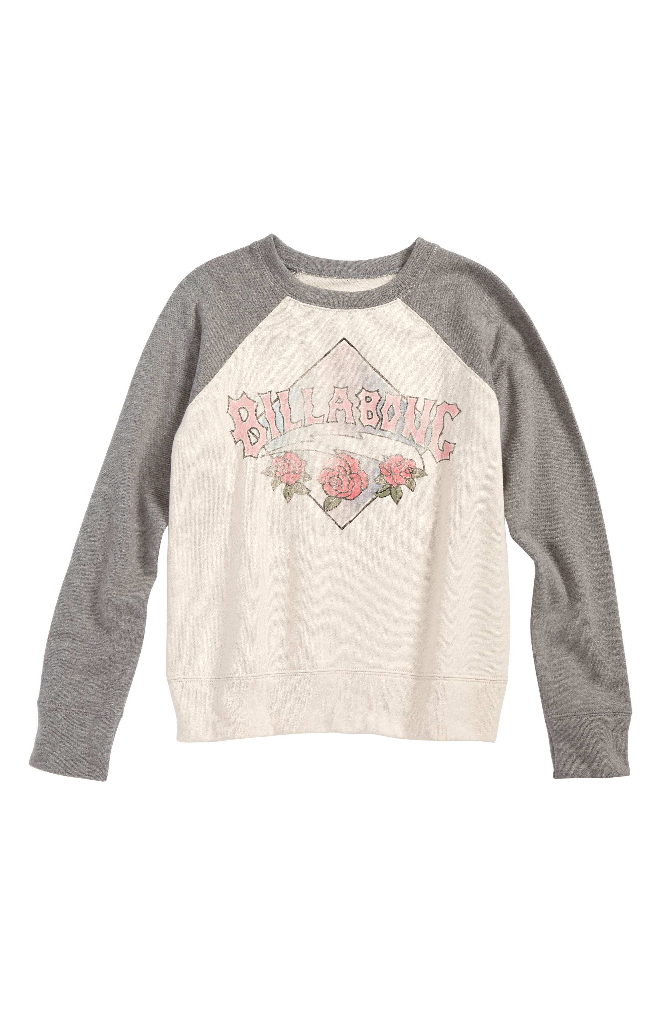 Whole Hearted Graphic Sweatshirt,                             Main thumbnail 2, color,