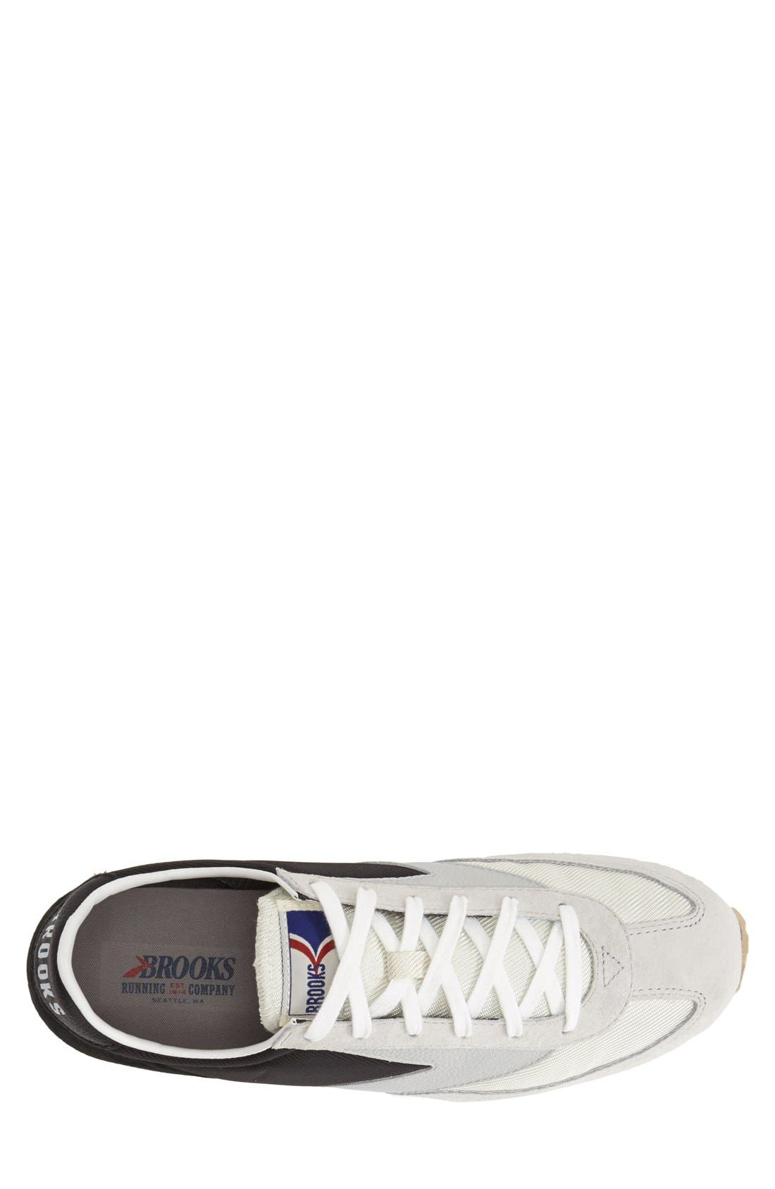 'Vanguard' Sneaker,                             Alternate thumbnail 3, color,                             001
