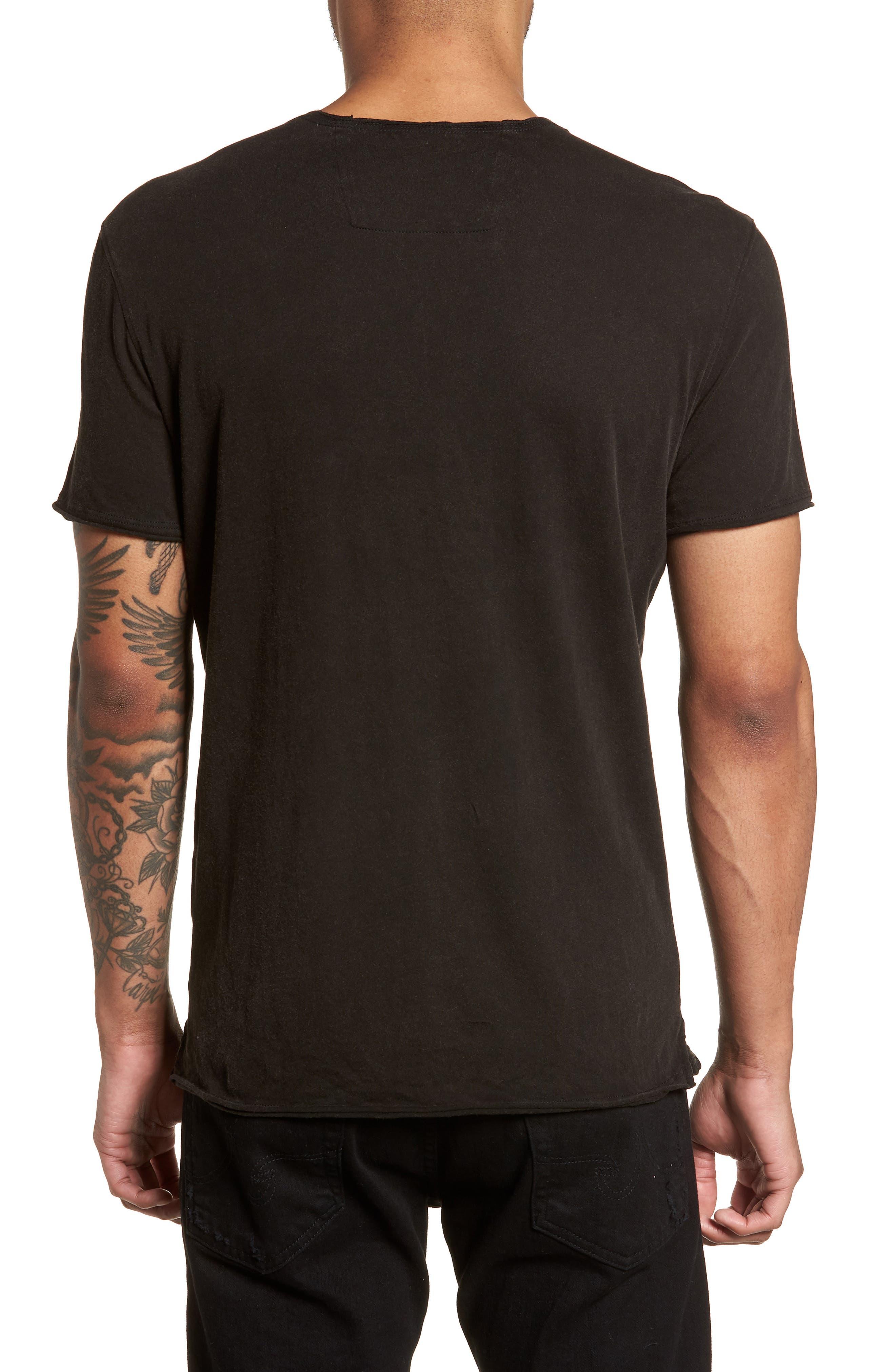 Lust or Bust T-Shirt,                             Alternate thumbnail 2, color,                             001