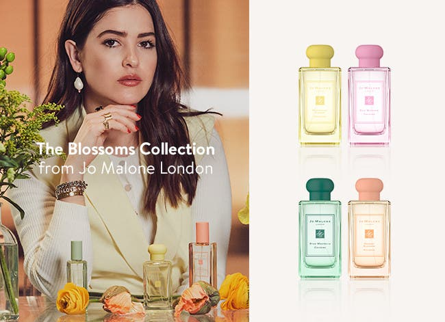 The Blossoms Collection from Jo Malone London.