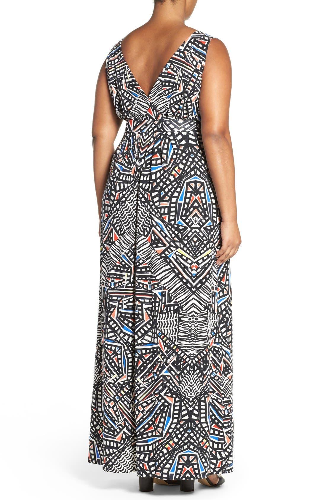 Chloe Empire Waist Maxi Dress,                             Alternate thumbnail 62, color,