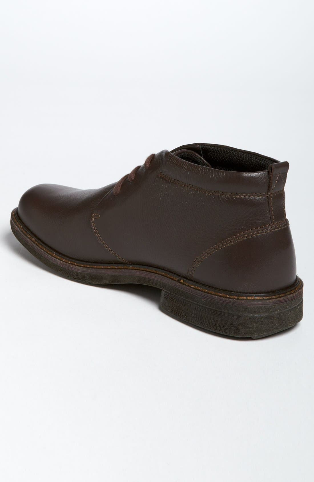 'Turn' Chukka Boot,                             Alternate thumbnail 2, color,                             COFFEE LEATHER
