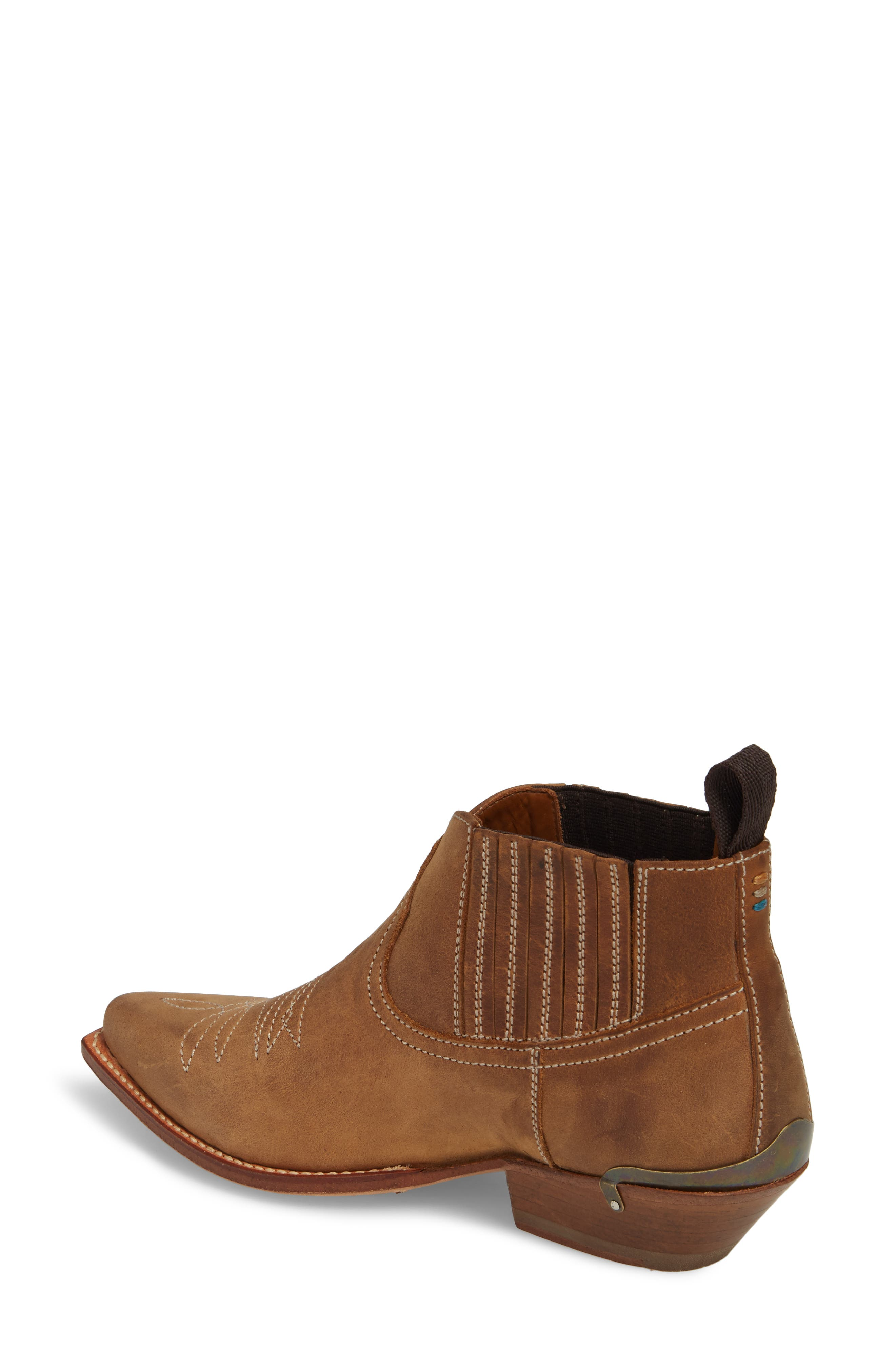 Jalon Western Bootie,                             Alternate thumbnail 2, color,                             200