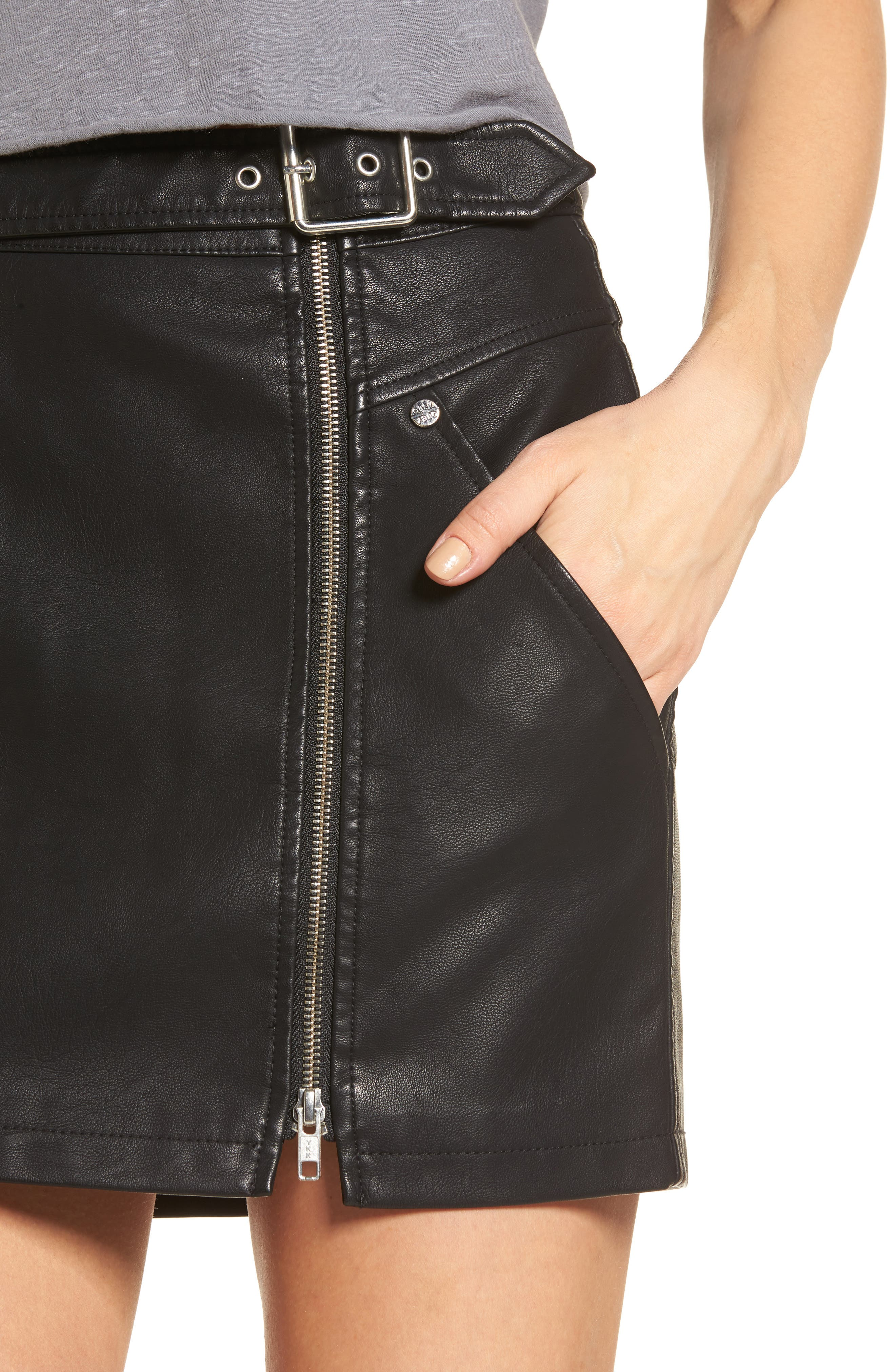 Banshee Skirt,                             Alternate thumbnail 4, color,                             001