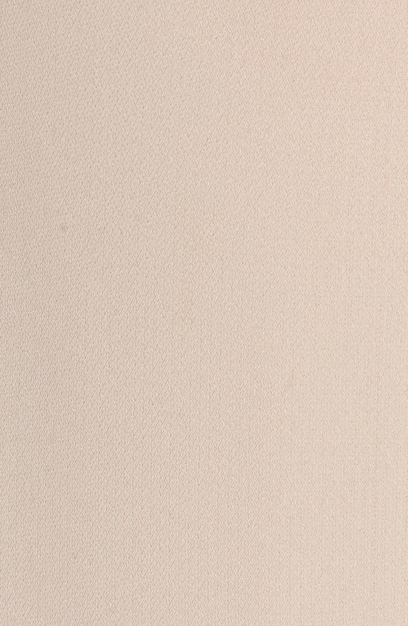Corset Wide Leg Trousers,                             Alternate thumbnail 5, color,                             270
