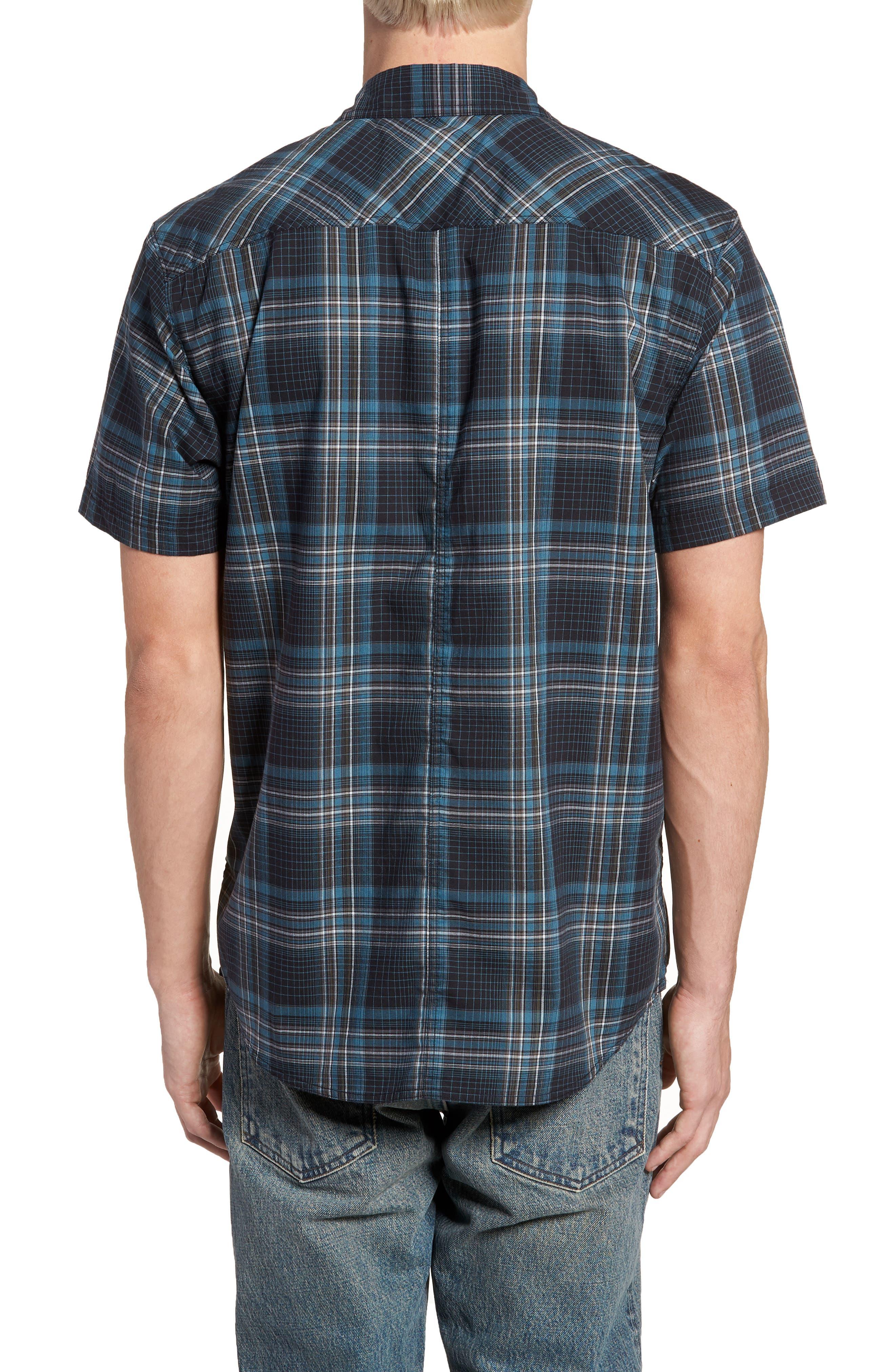 Gentry Short Sleeve Shirt,                             Alternate thumbnail 6, color,