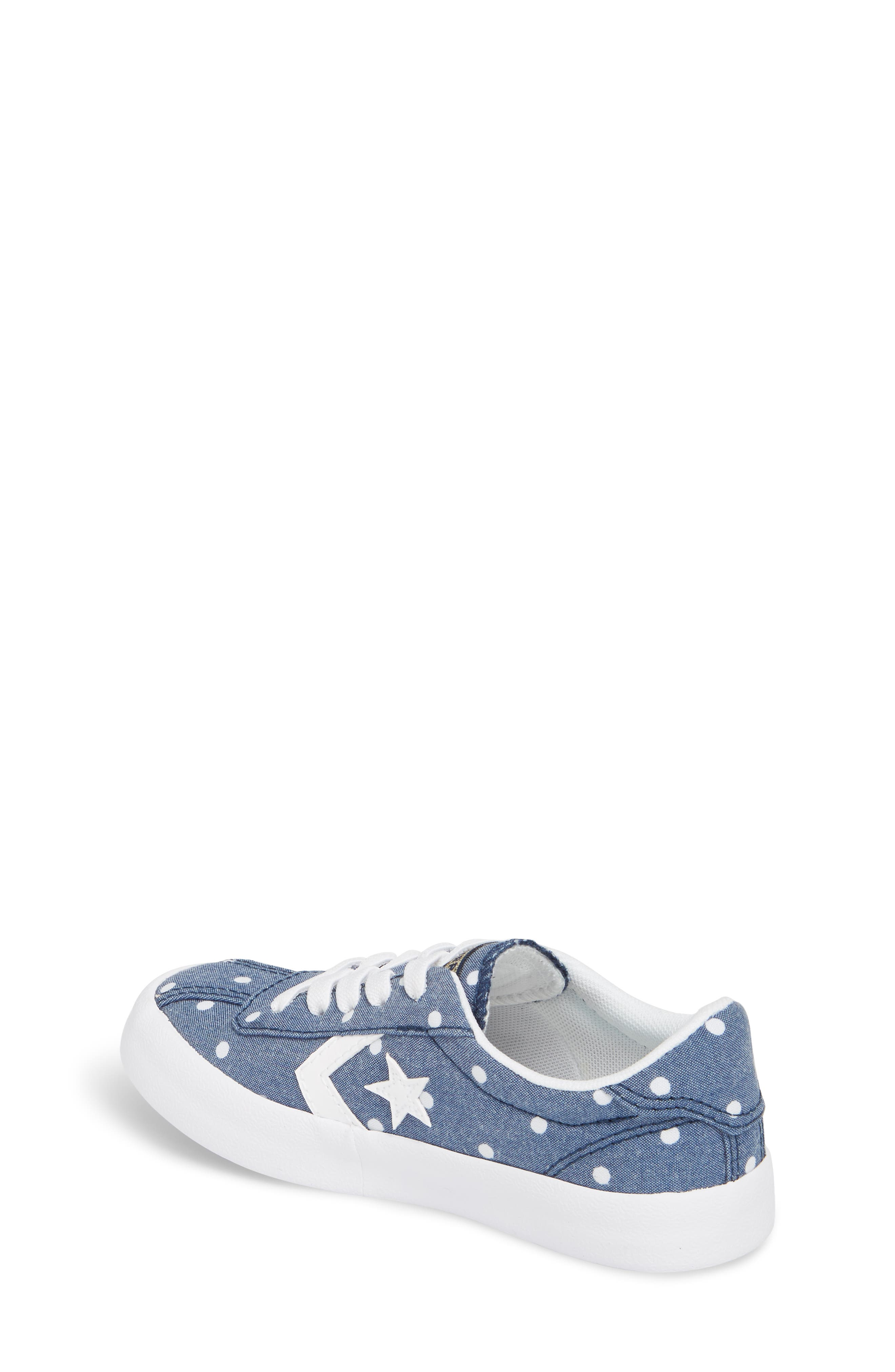 Breakpoint Polka Dot Sneaker,                             Alternate thumbnail 2, color,                             426