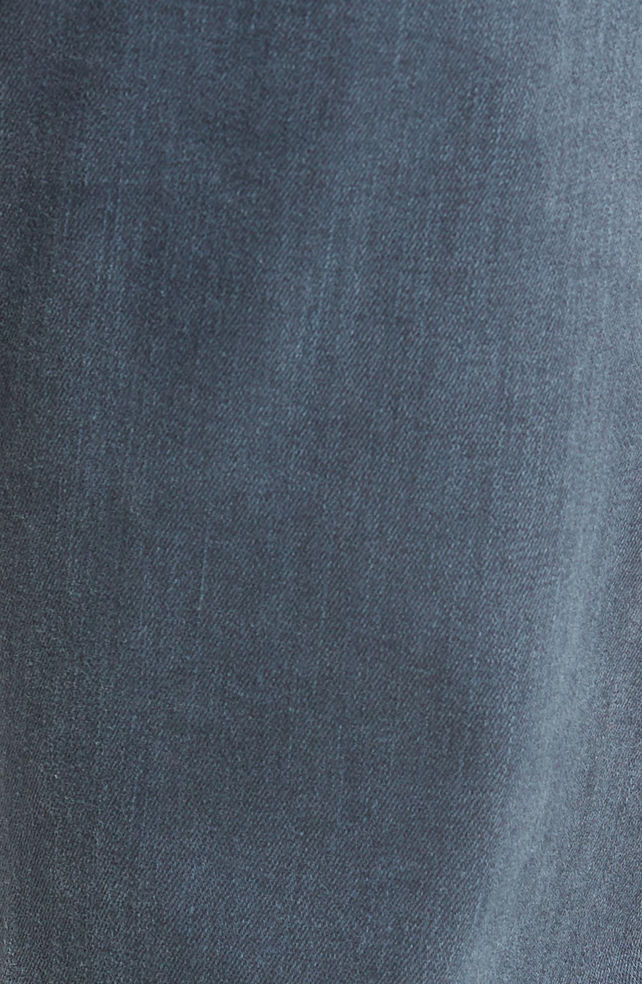 Gage Slim Straight Leg Jeans,                             Alternate thumbnail 5, color,                             SORRENTO