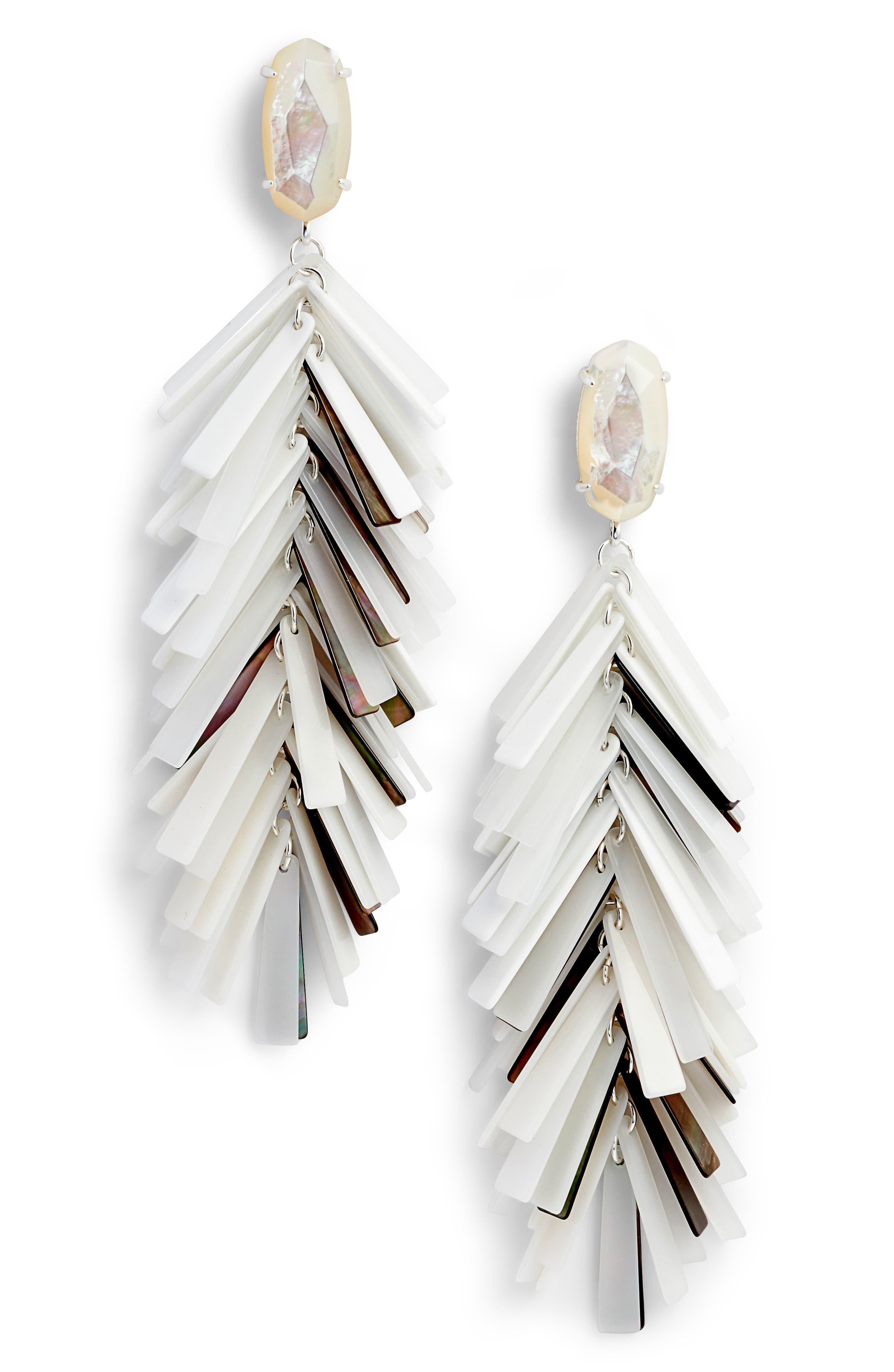 Justyne Drop Earrings, Main, color, 040