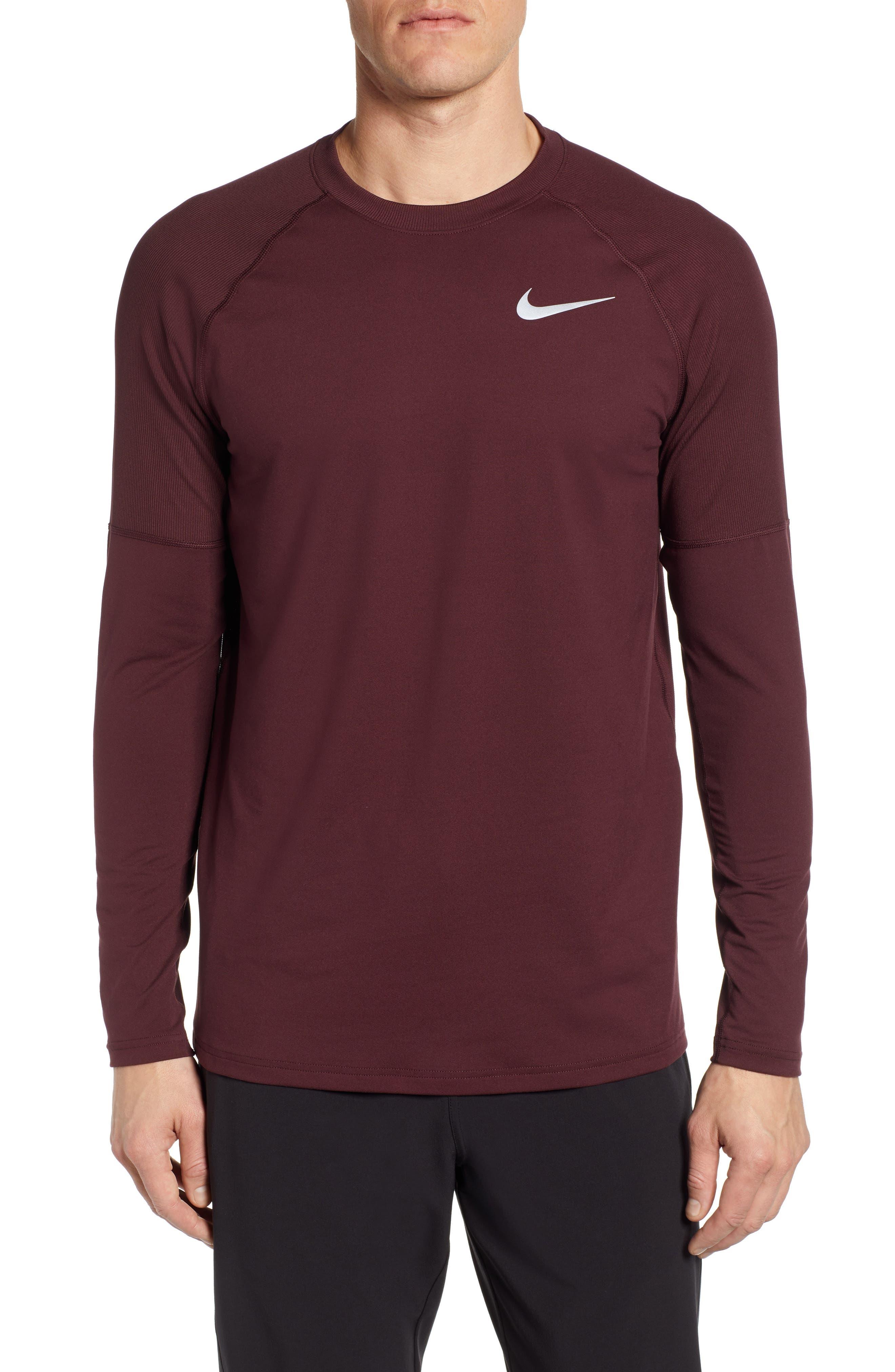 Nike Element Dry Crewneck Running T-Shirt