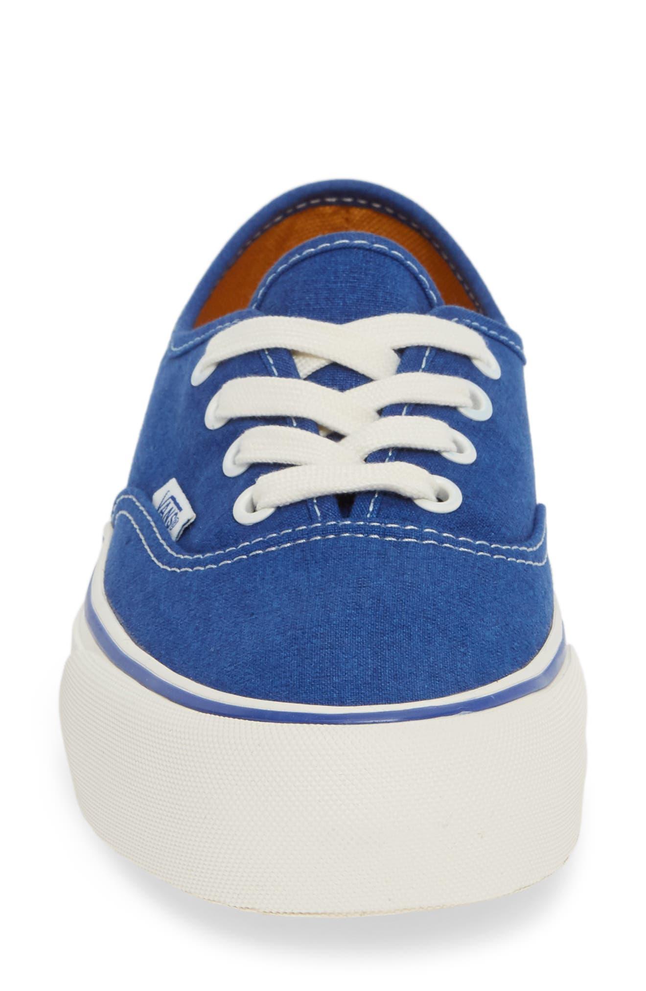 VANS,                             UA Authentic Sneaker,                             Alternate thumbnail 4, color,                             420