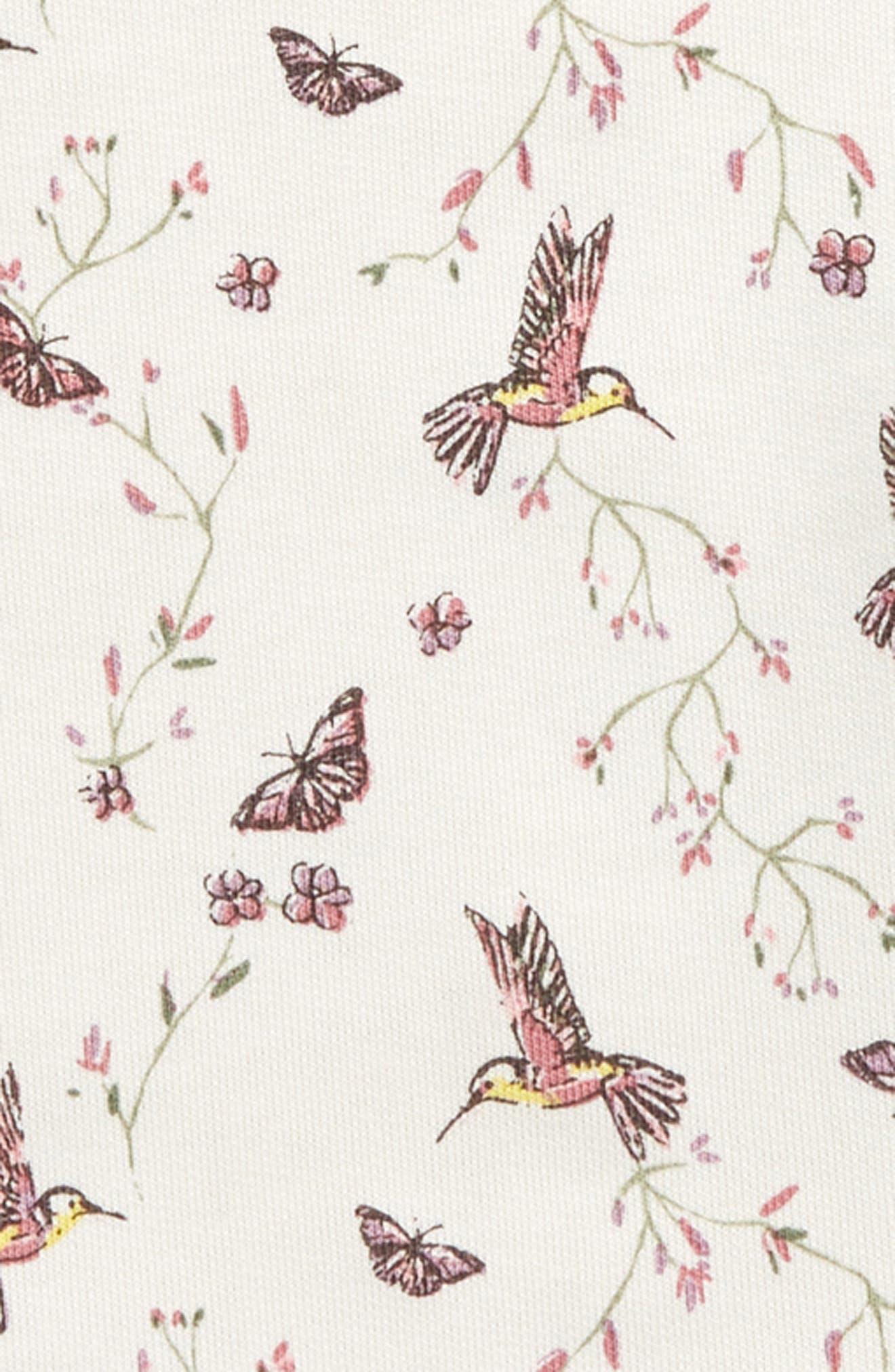 Hummingbird Sweatshirt,                             Alternate thumbnail 2, color,                             906