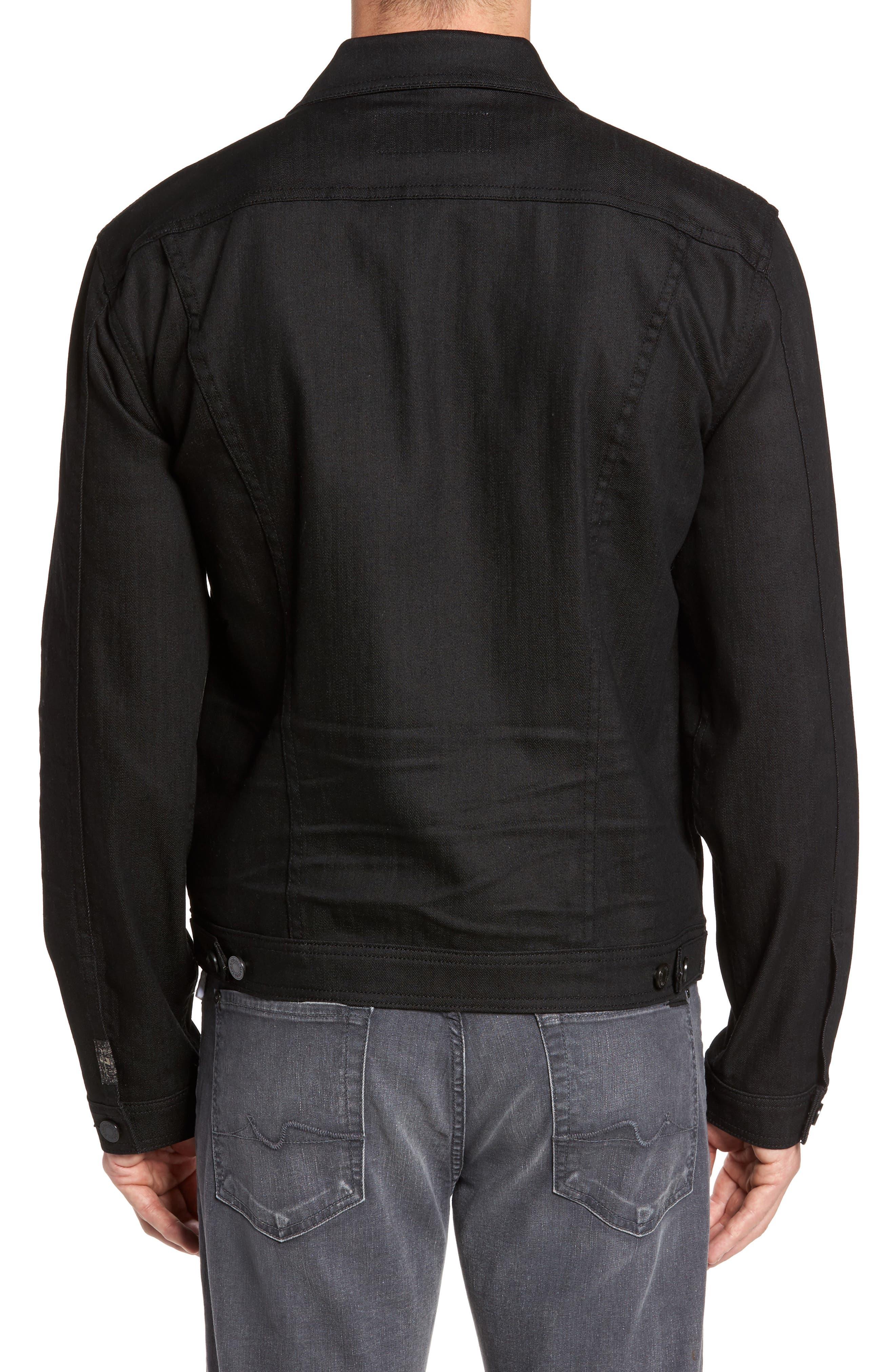 Denim Jacket,                             Alternate thumbnail 2, color,                             004