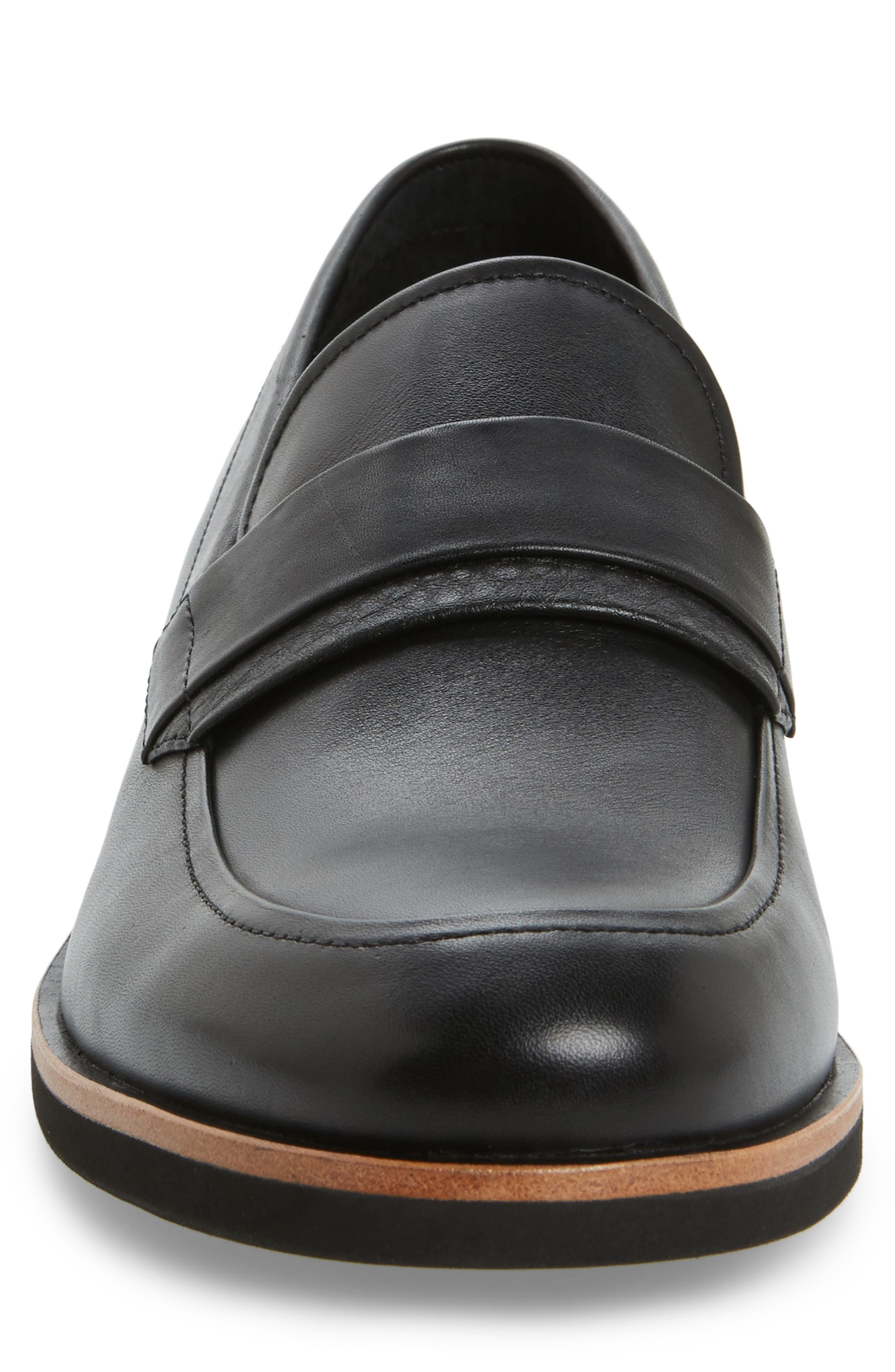 Forbes Loafer,                             Alternate thumbnail 4, color,                             001