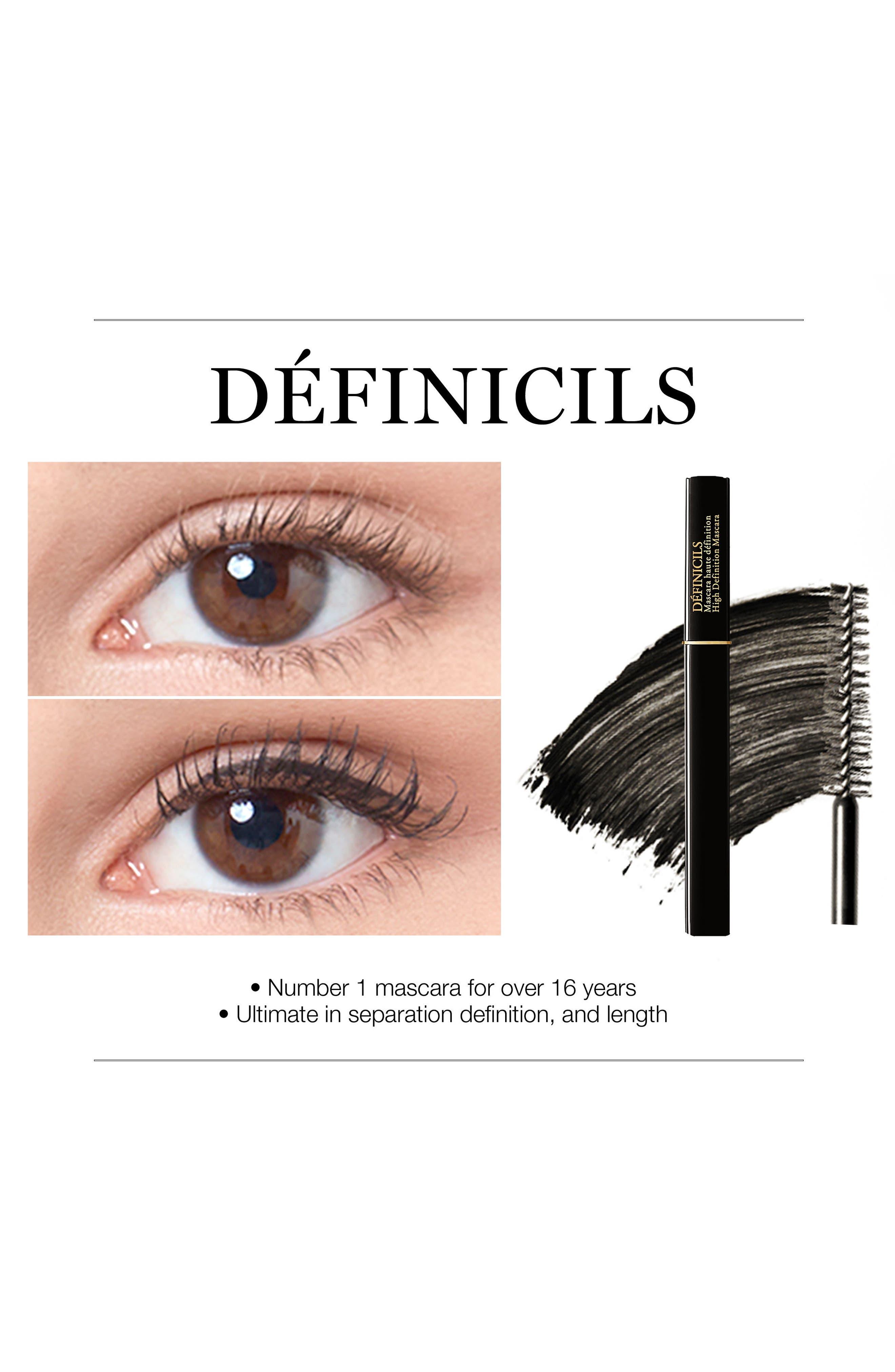 Définicils Lengthening and Defining Mascara,                             Alternate thumbnail 2, color,                             BLACK