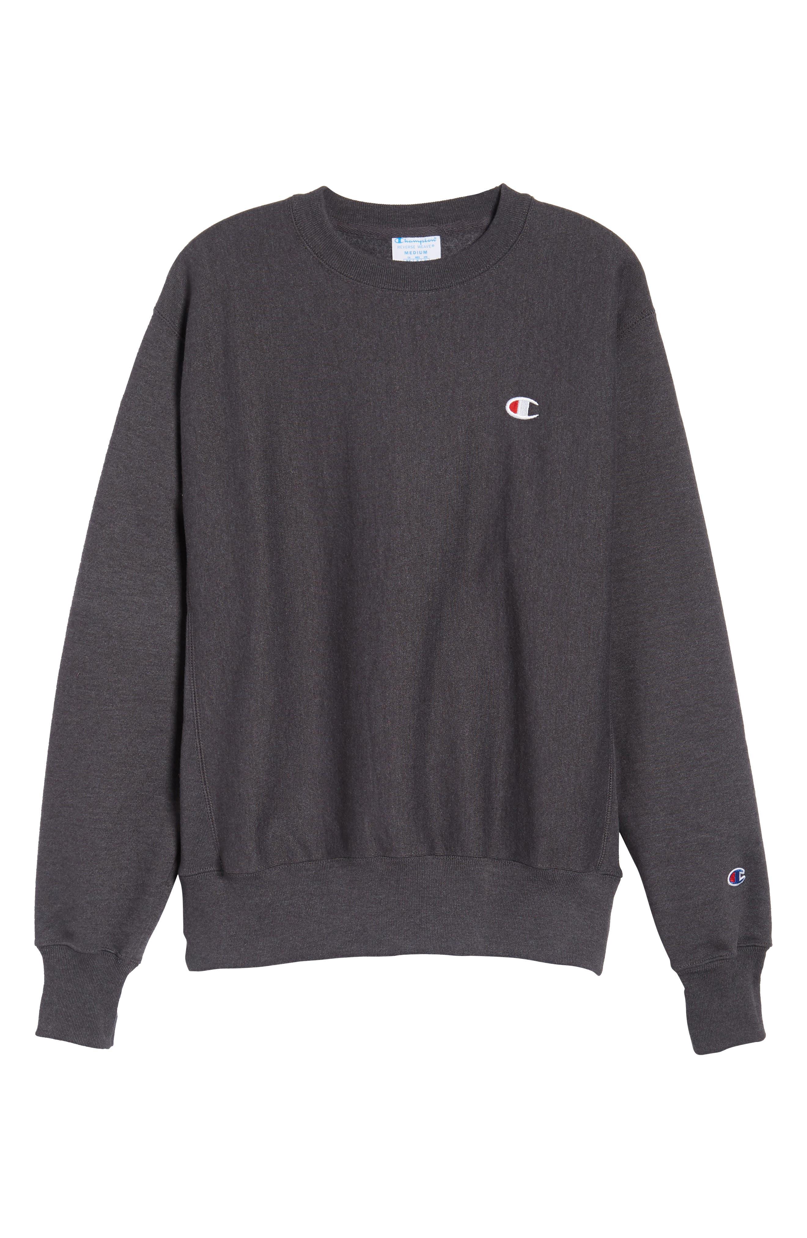 Reverse Weave Sweatshirt,                             Alternate thumbnail 31, color,