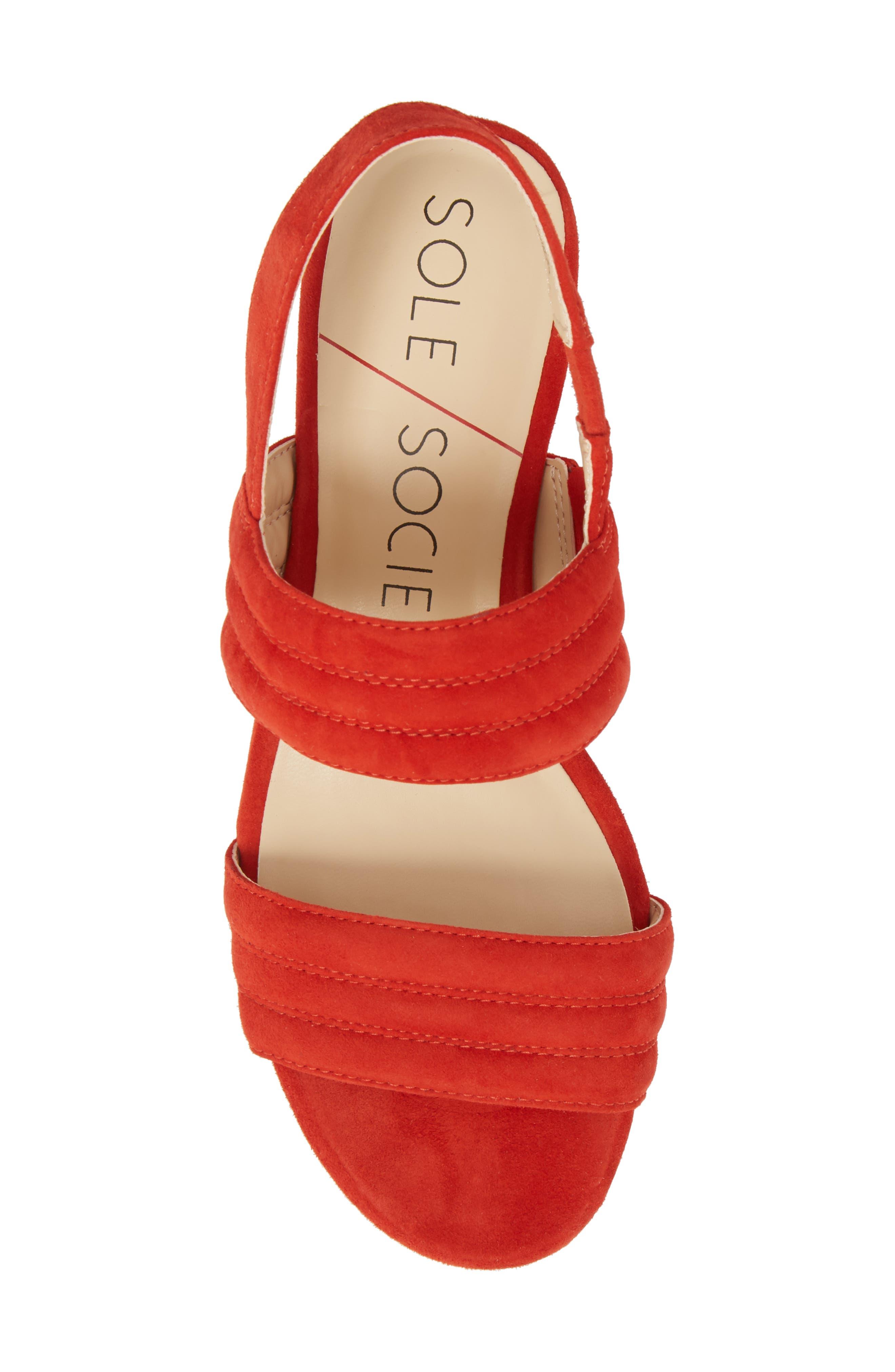 Amberly Platform Sandal,                             Alternate thumbnail 20, color,