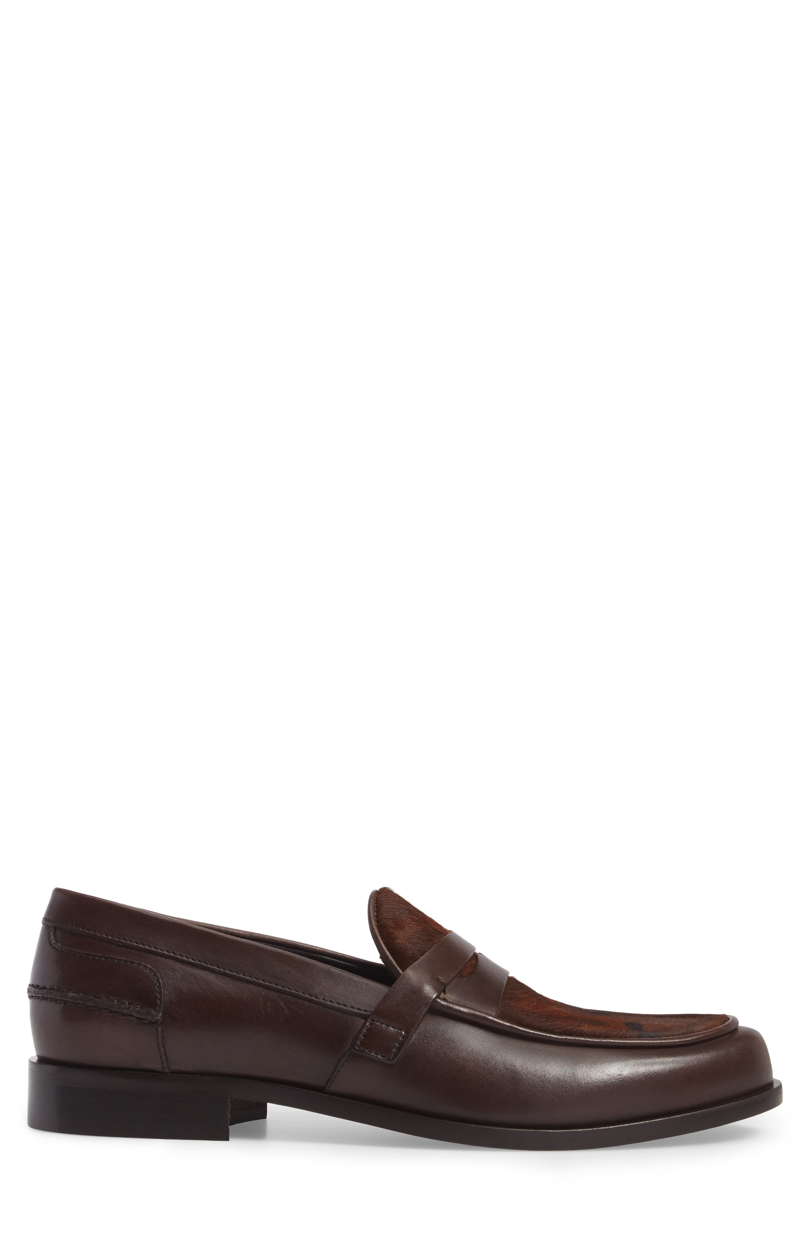 Sawyer Penny Loafer,                             Alternate thumbnail 6, color,