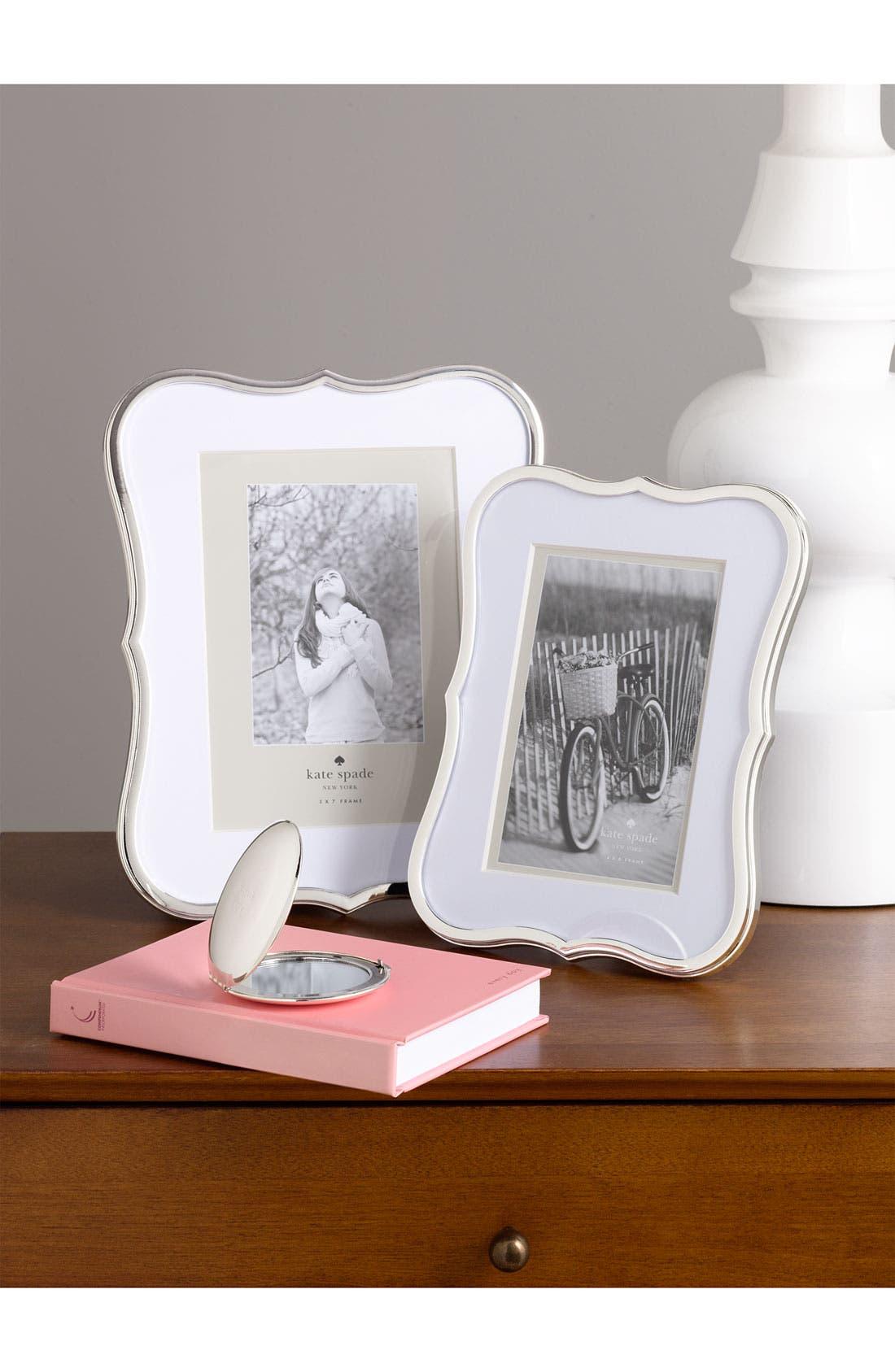 hello sunshine compact mirror,                             Alternate thumbnail 4, color,                             040