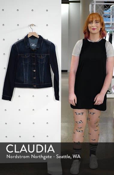 'Samantha' Denim Jacket, sales video thumbnail