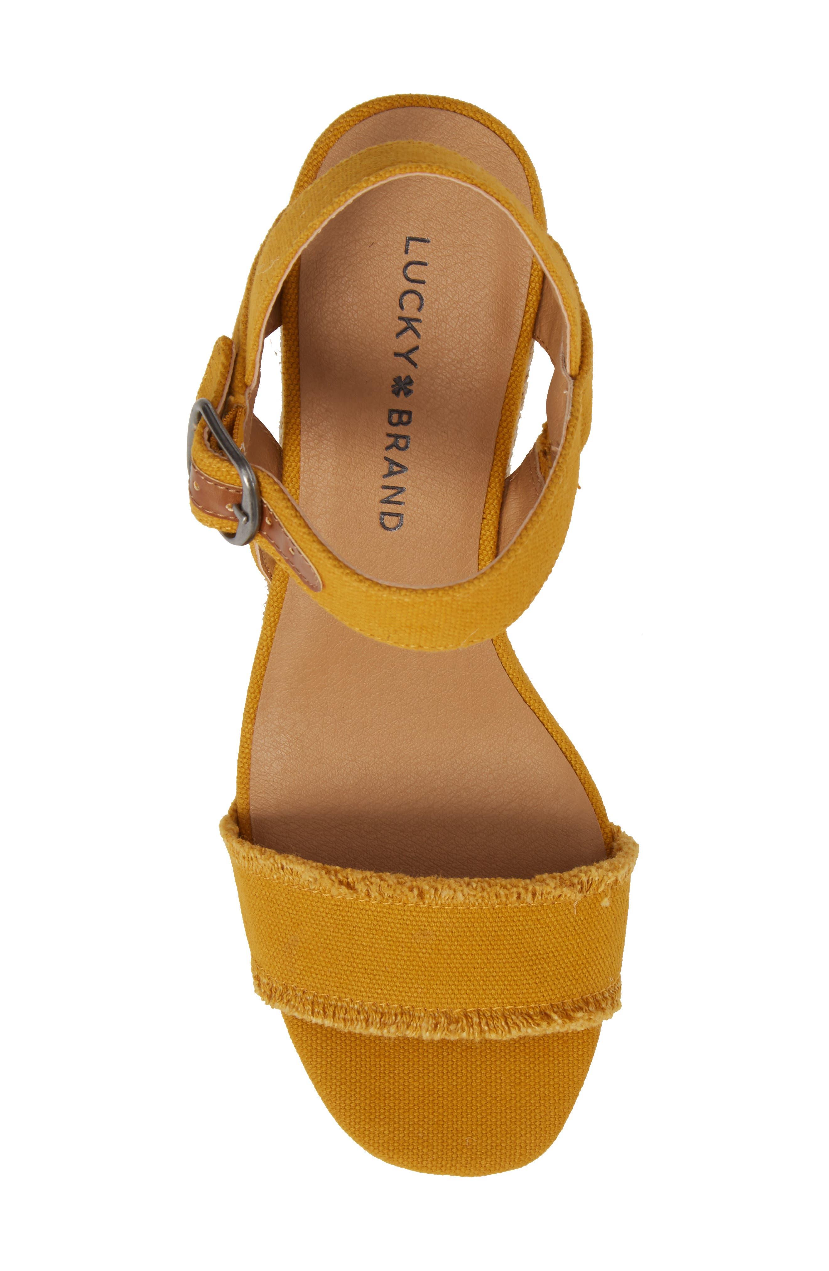 Marceline Squared Toe Wedge Sandal,                             Alternate thumbnail 34, color,