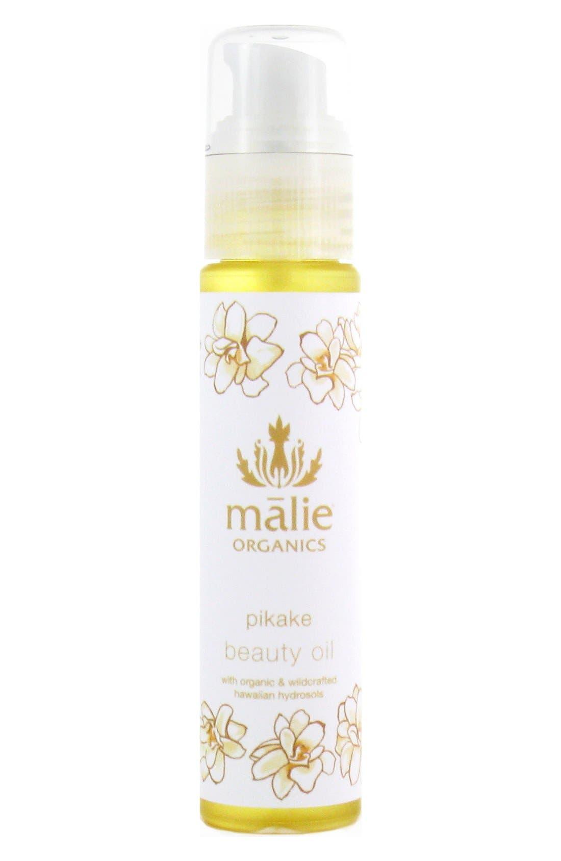 Pikake Beauty Oil,                         Main,                         color,