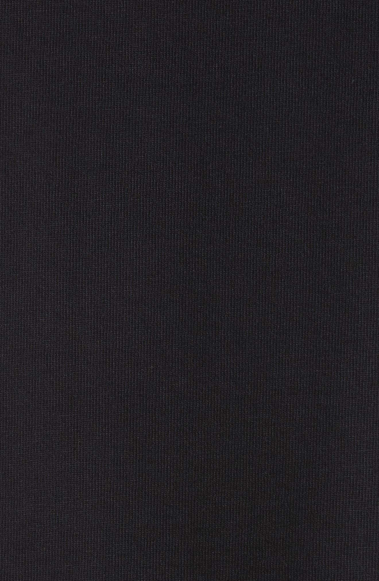 Landscape Long Sleeve T-Shirt,                             Alternate thumbnail 5, color,                             001