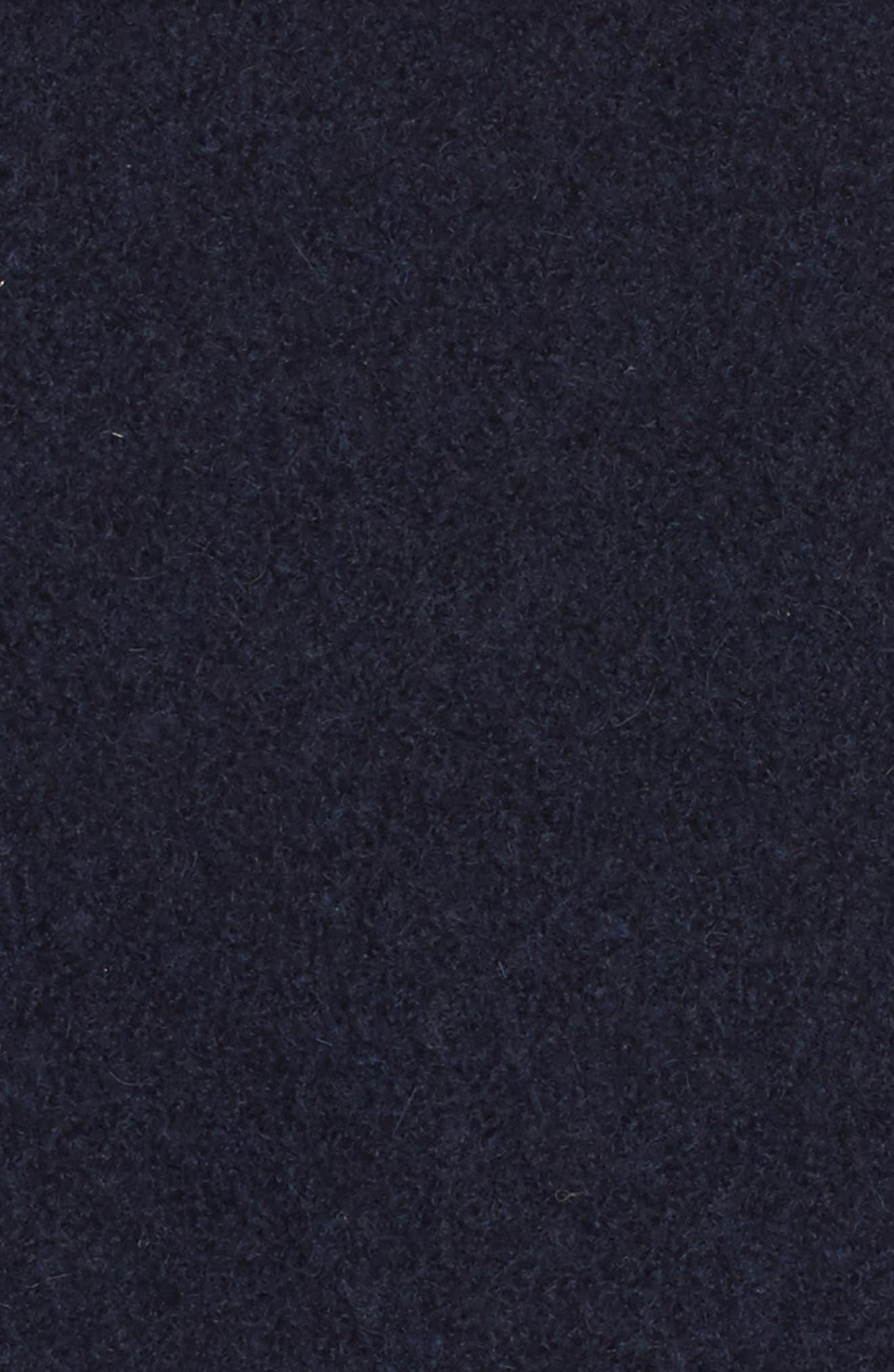 Cashmere Blend Bouclé Sweater,                             Alternate thumbnail 5, color,                             410
