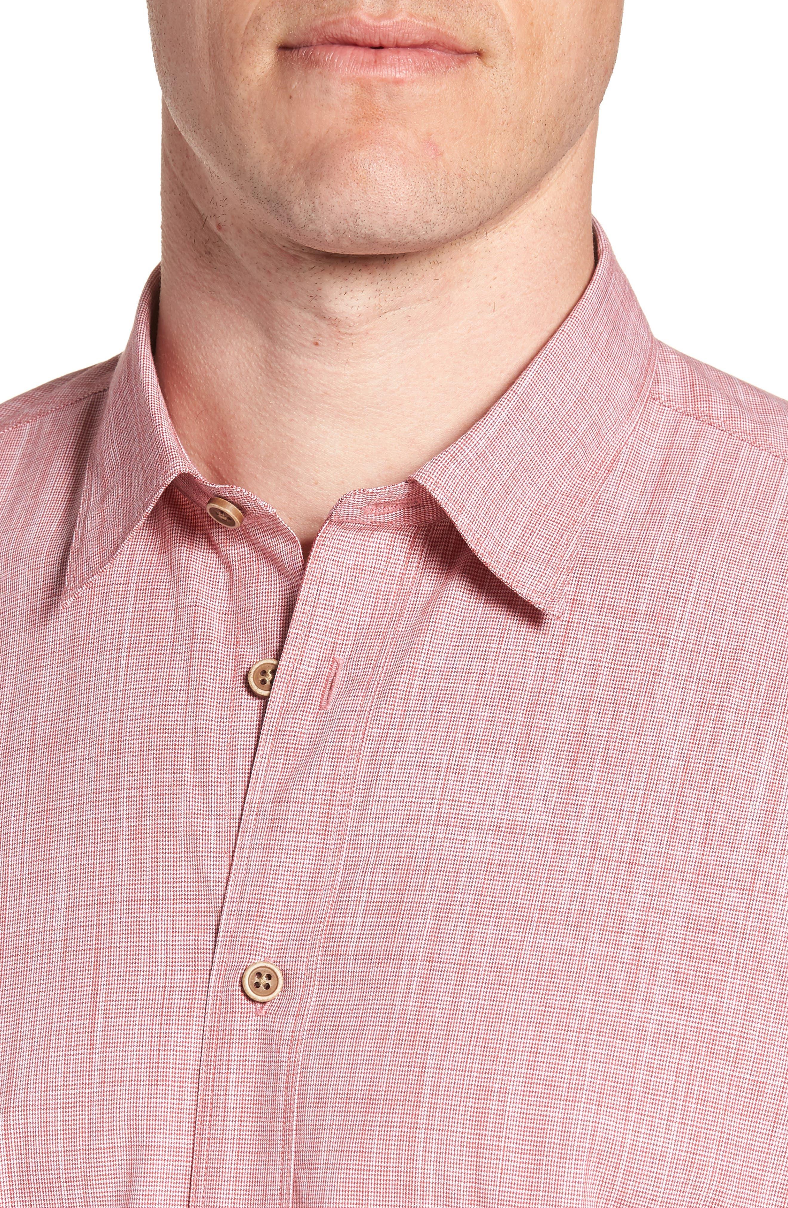 Savas Regular Fit Sport Shirt,                             Alternate thumbnail 8, color,