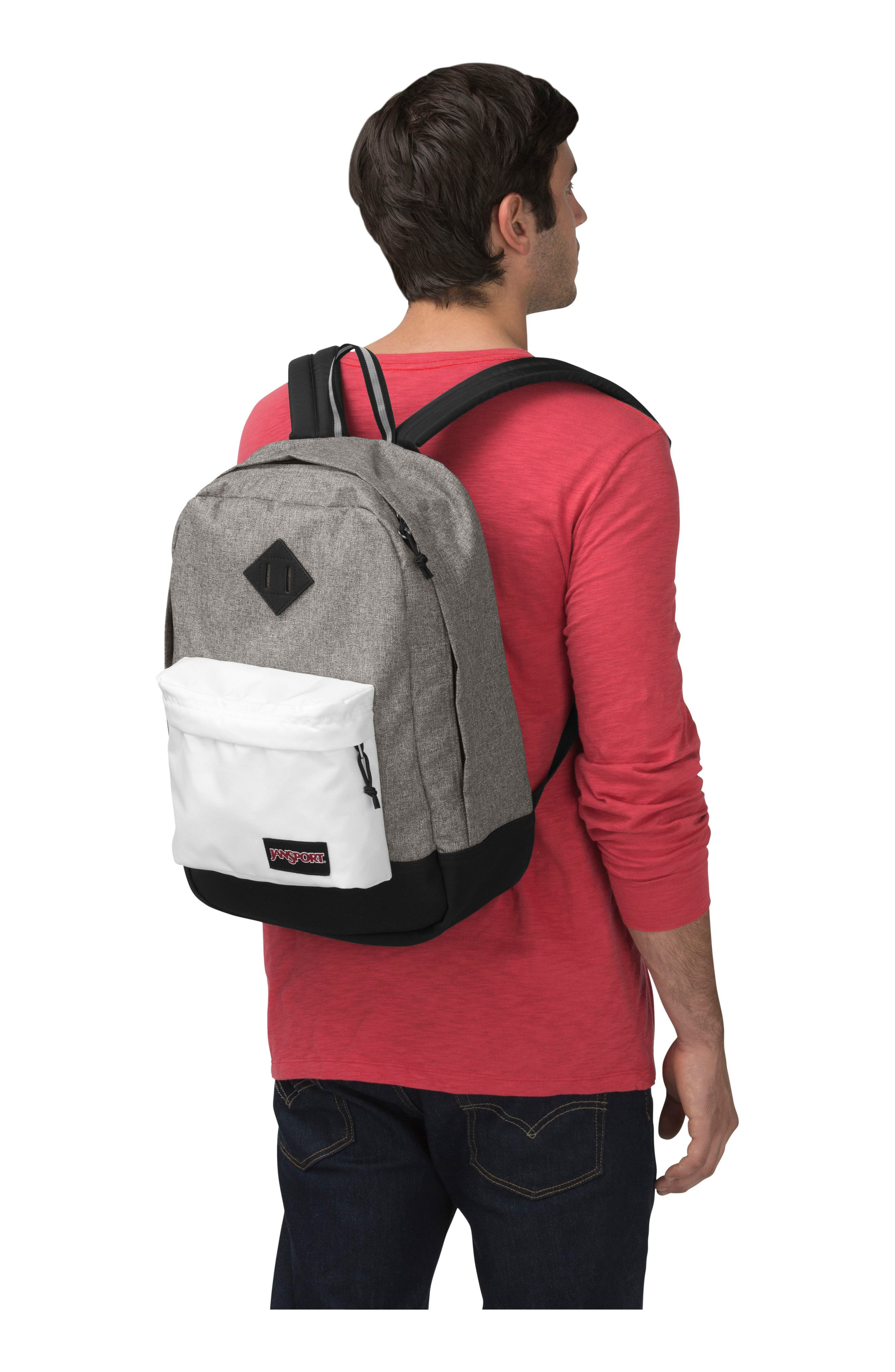 Super FX DL Backpack,                             Alternate thumbnail 7, color,                             001