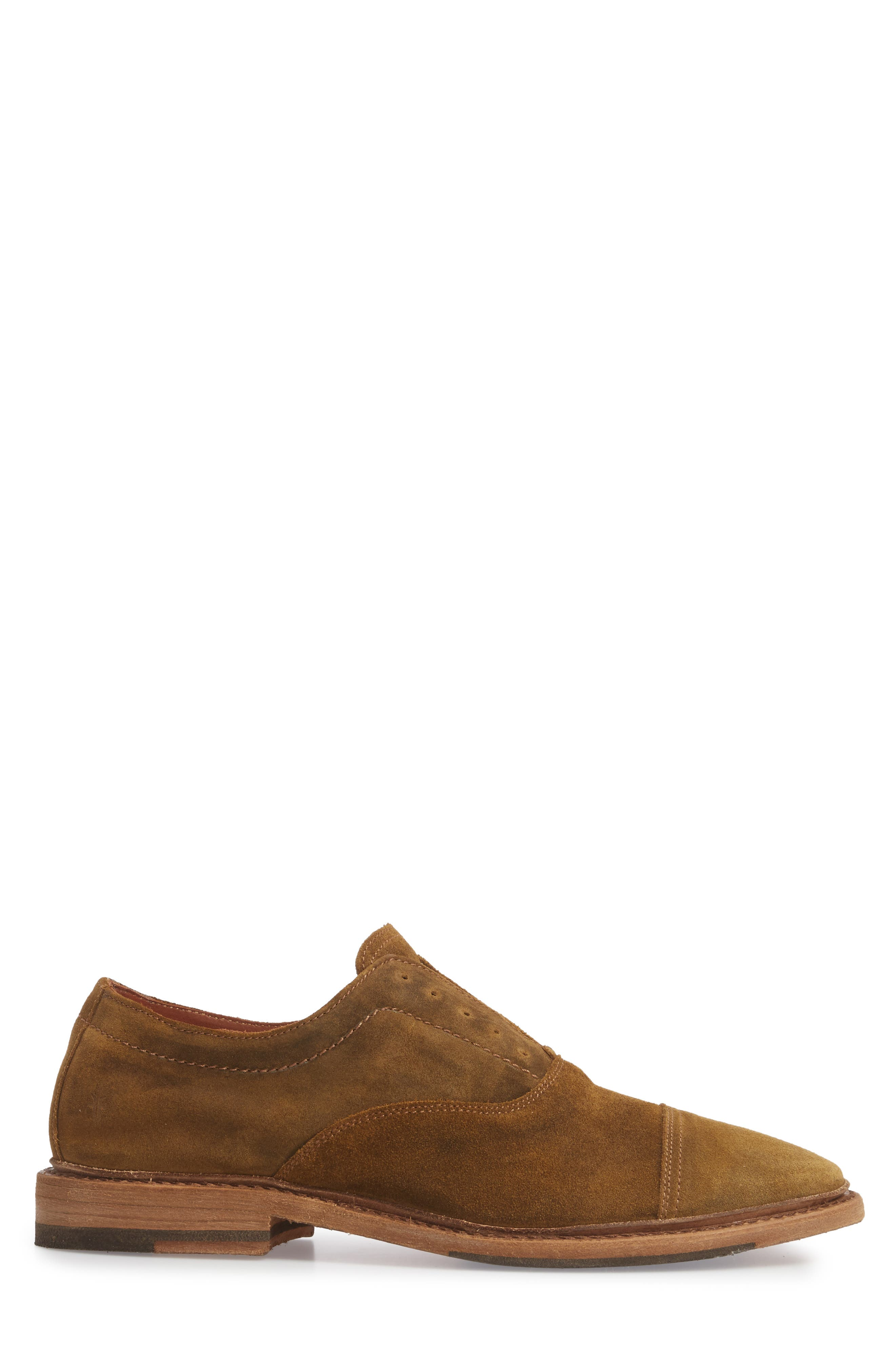 Paul Bal Cap Toe Oxford,                             Alternate thumbnail 7, color,