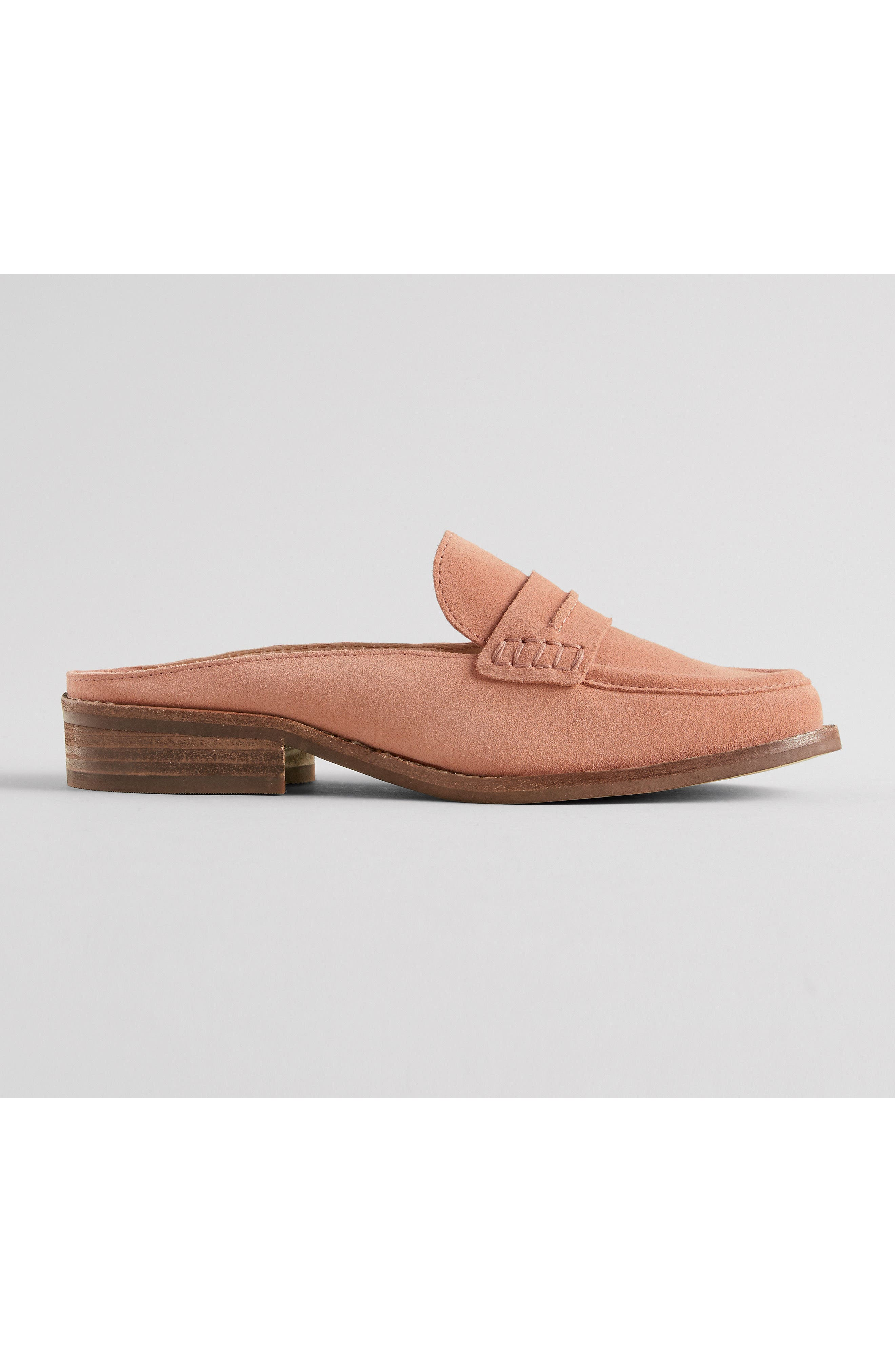 The Elinor Loafer Mule,                             Alternate thumbnail 9, color,                             651