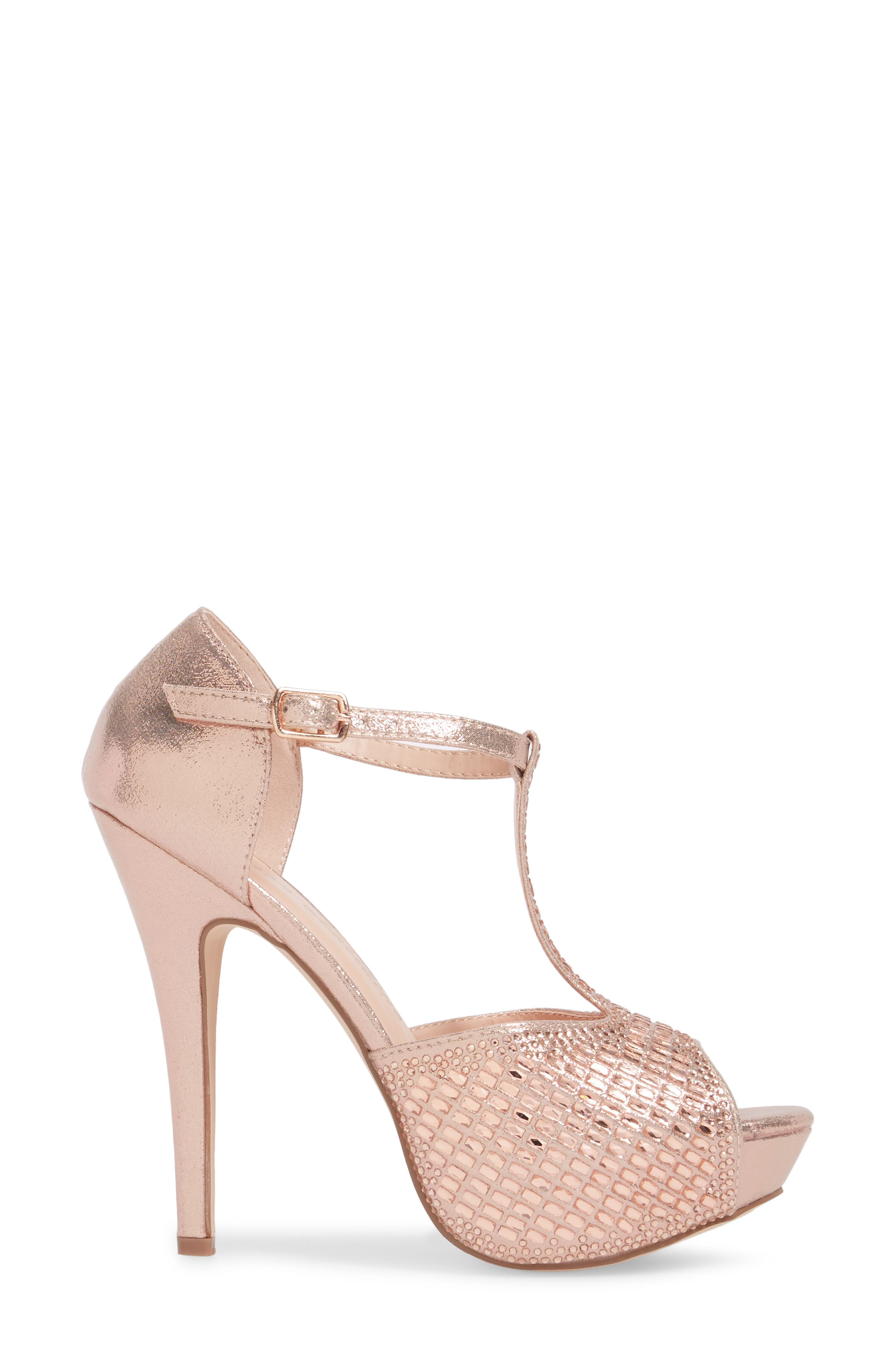 Vivian 4 Crystal Embellished Sandal,                             Alternate thumbnail 9, color,