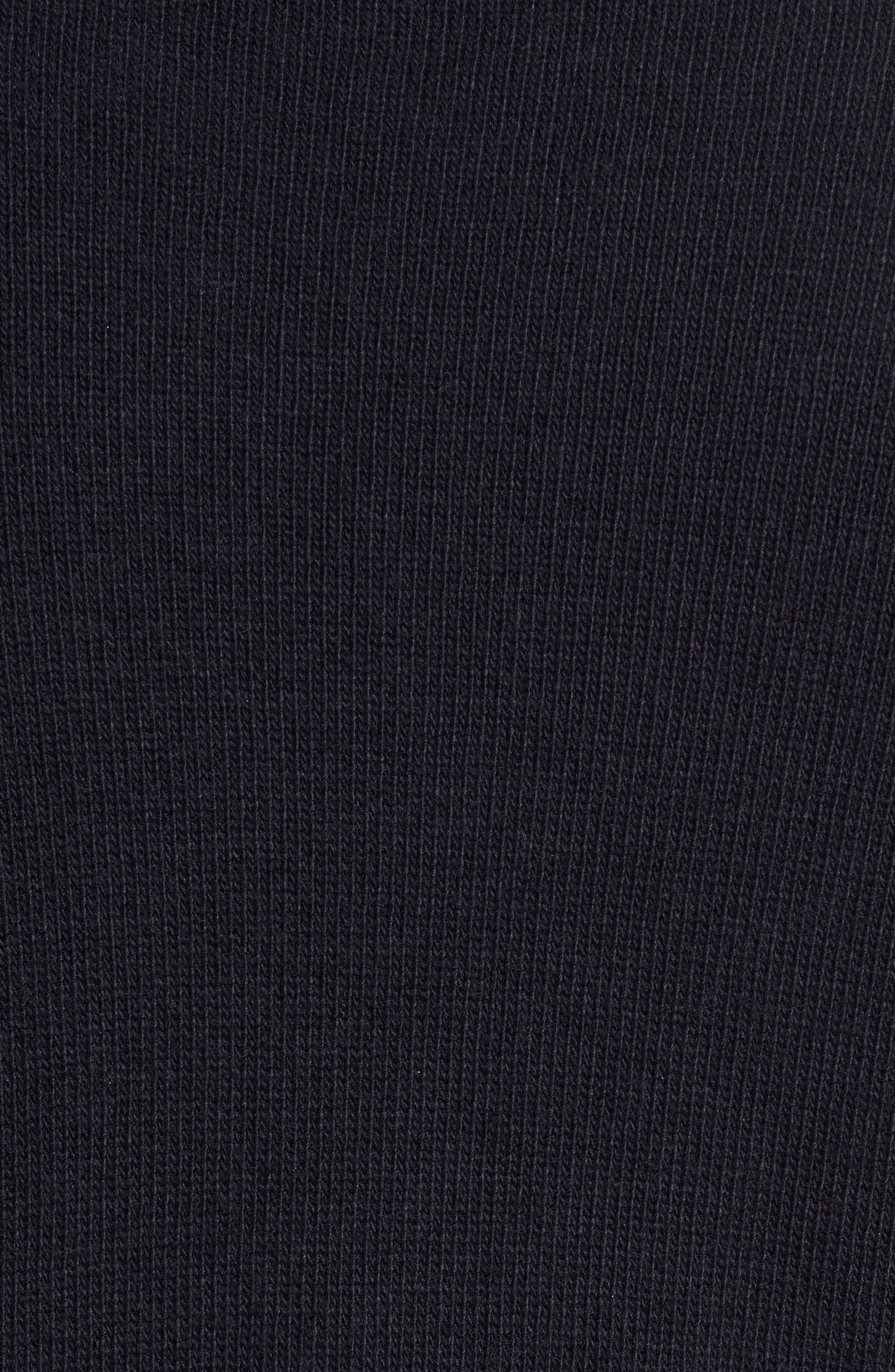 Long Cardigan,                             Alternate thumbnail 5, color,                             001