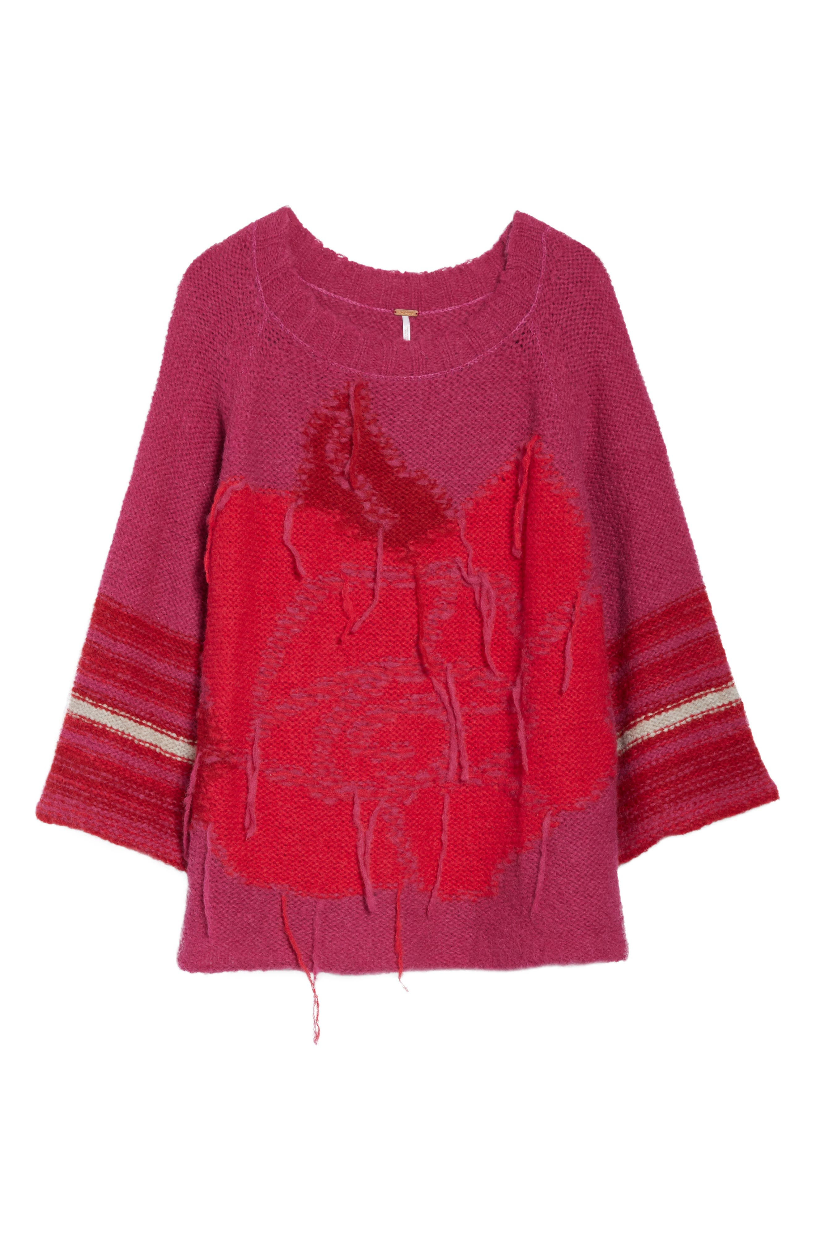 Last Rose Sweater,                             Alternate thumbnail 6, color,                             650