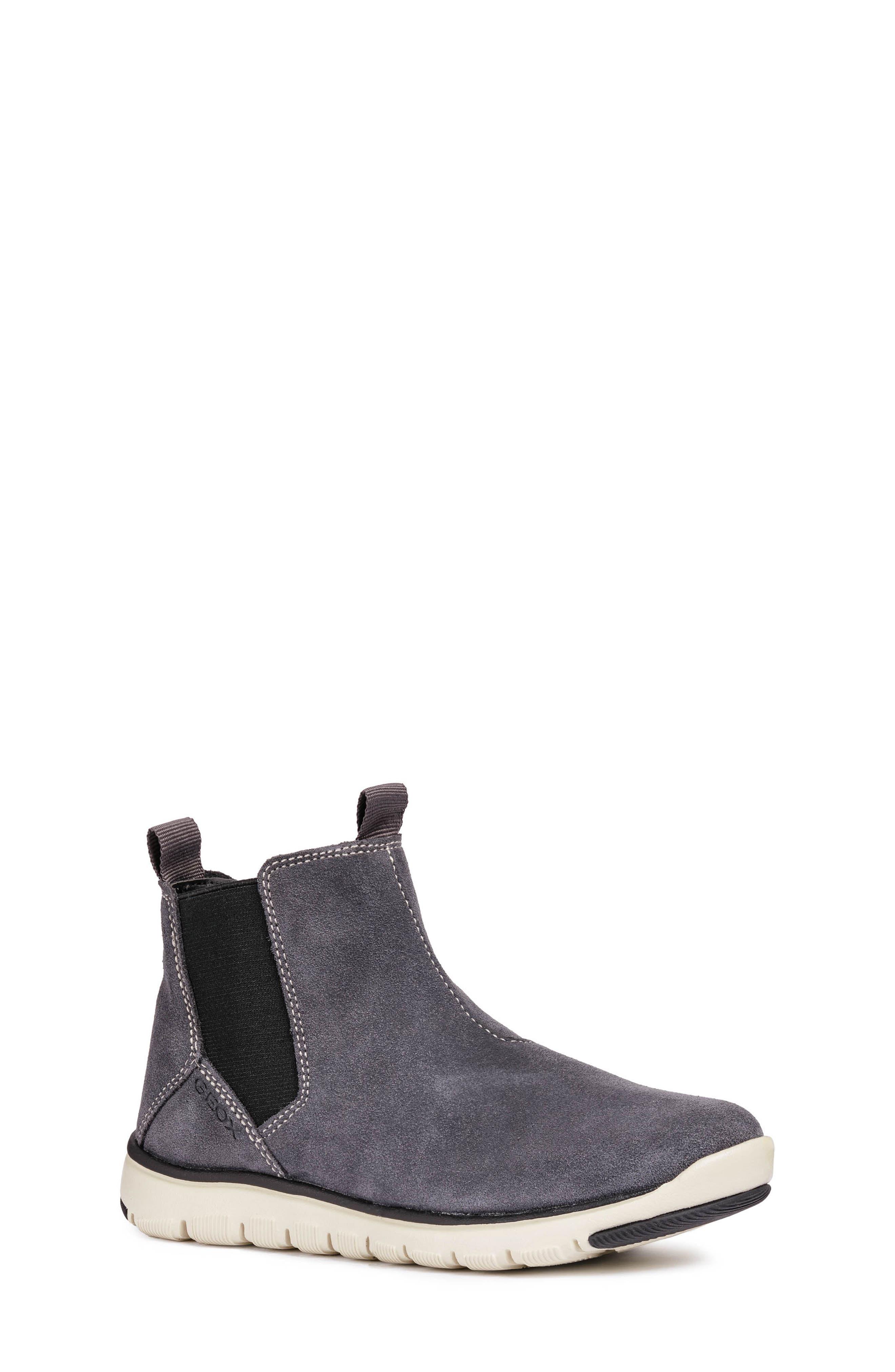 Xunday Boot,                         Main,                         color, DARK GREY