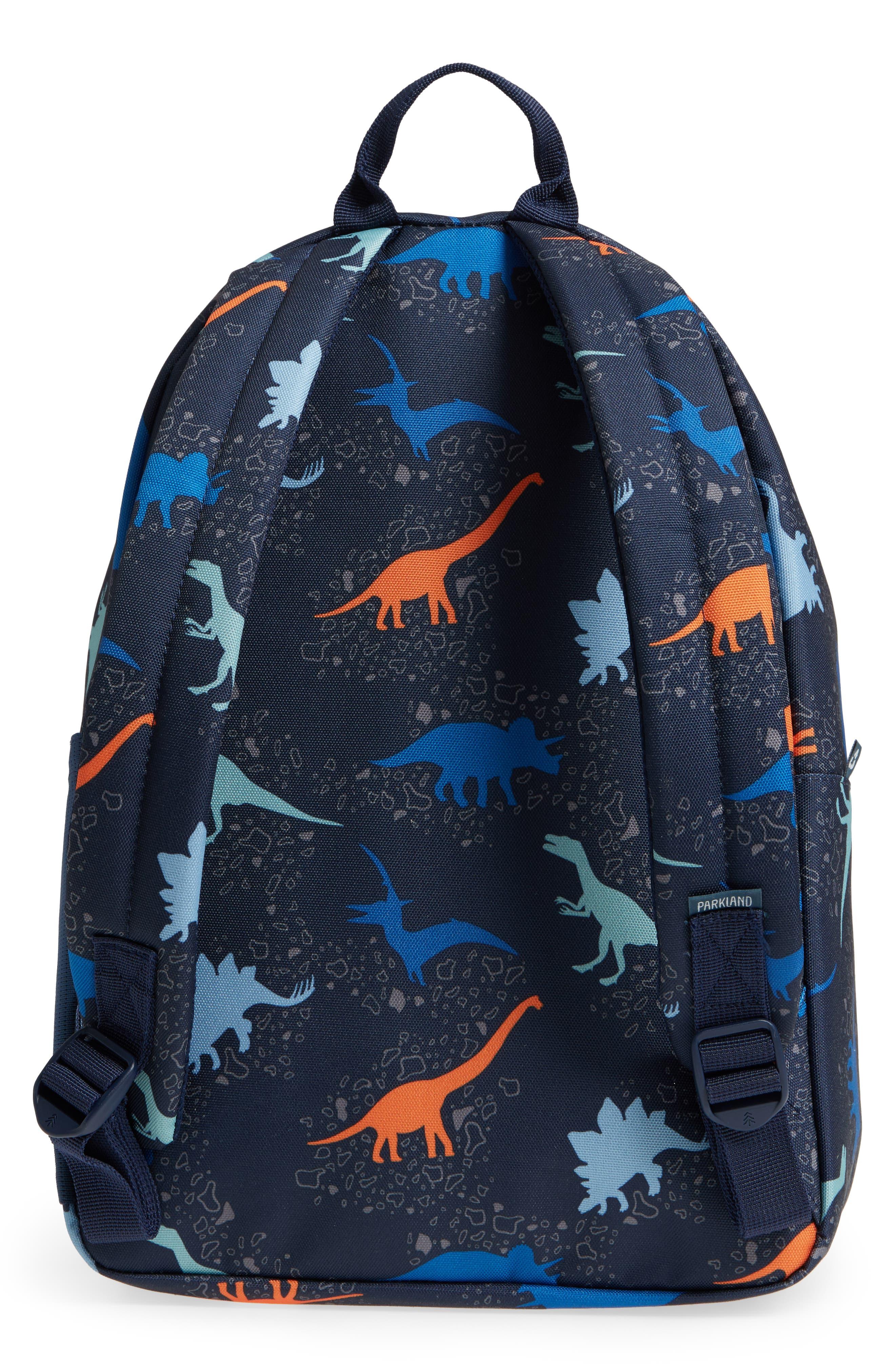 Bayside Print Backpack,                             Alternate thumbnail 4, color,