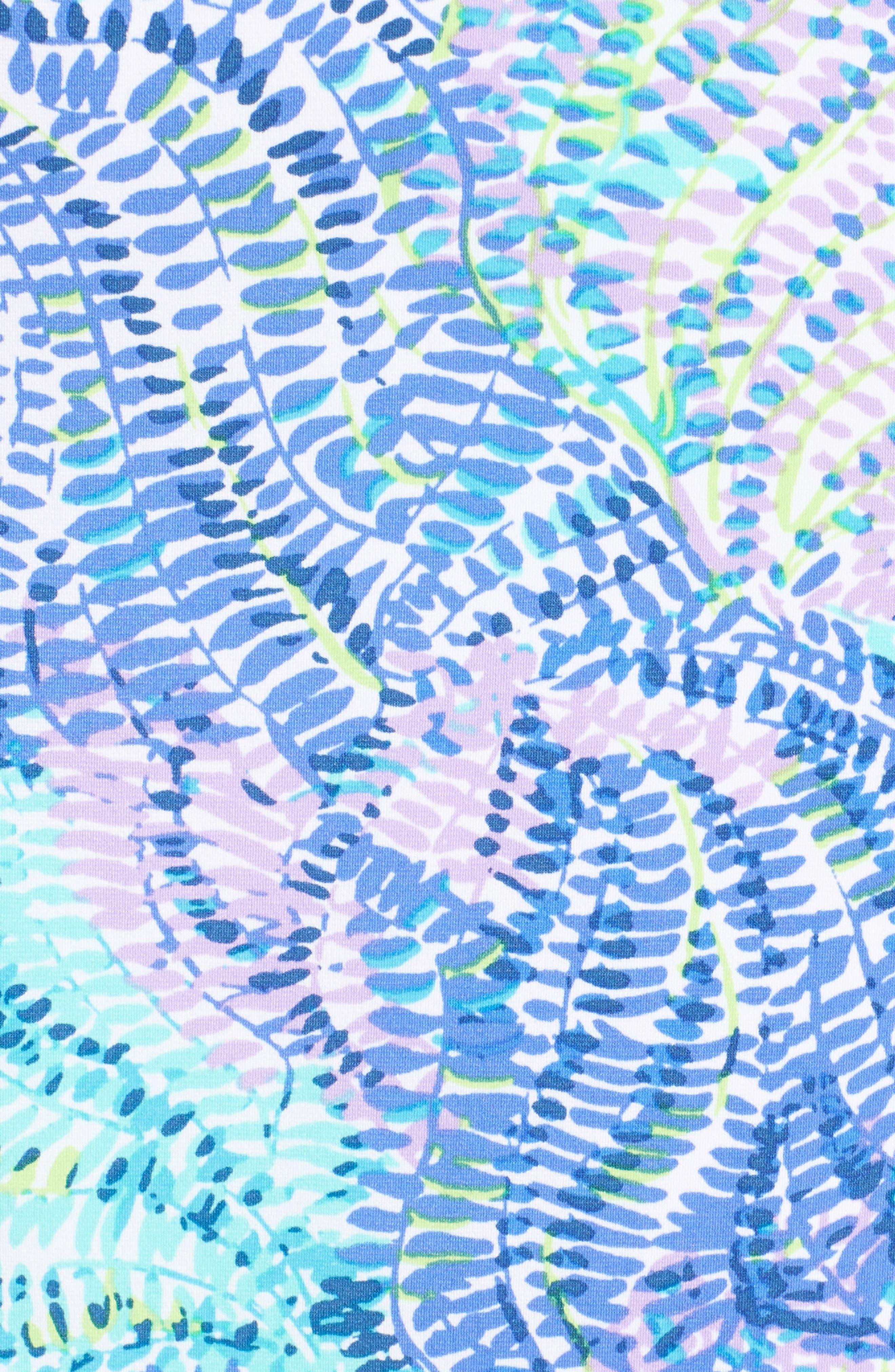Felizia Blouson Dress,                             Alternate thumbnail 5, color,                             444