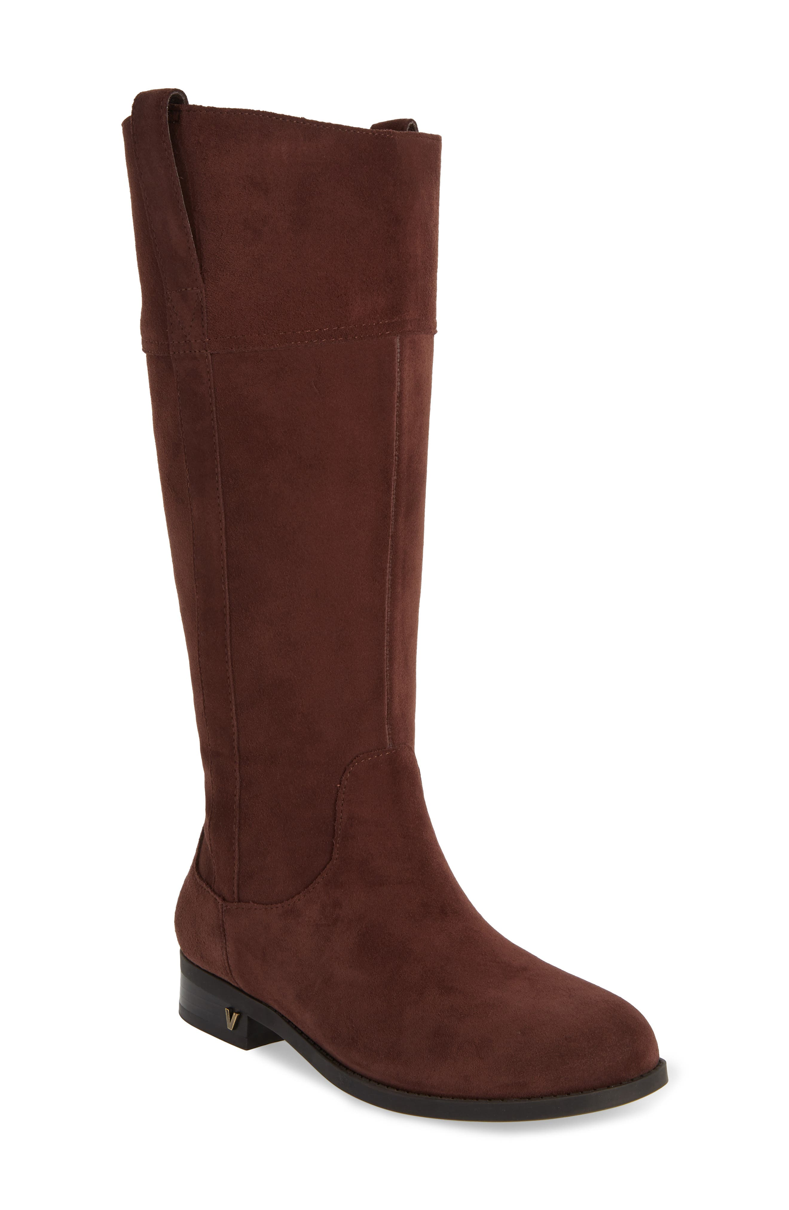 Downing Boot,                         Main,                         color, CHOCOLATE SUEDE