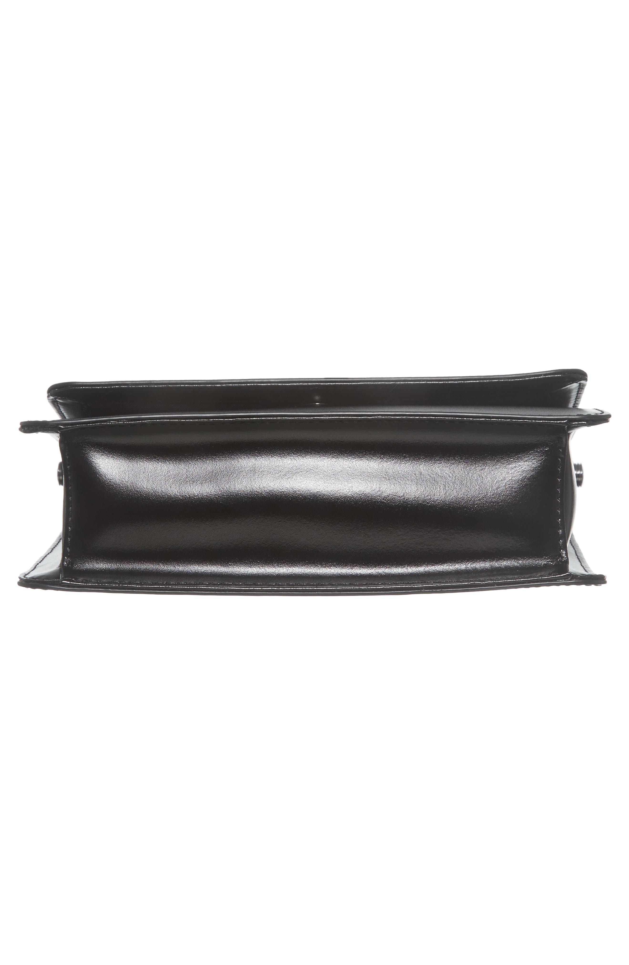 Crawford Calfskin Leather Crossbody Bag,                             Alternate thumbnail 16, color,