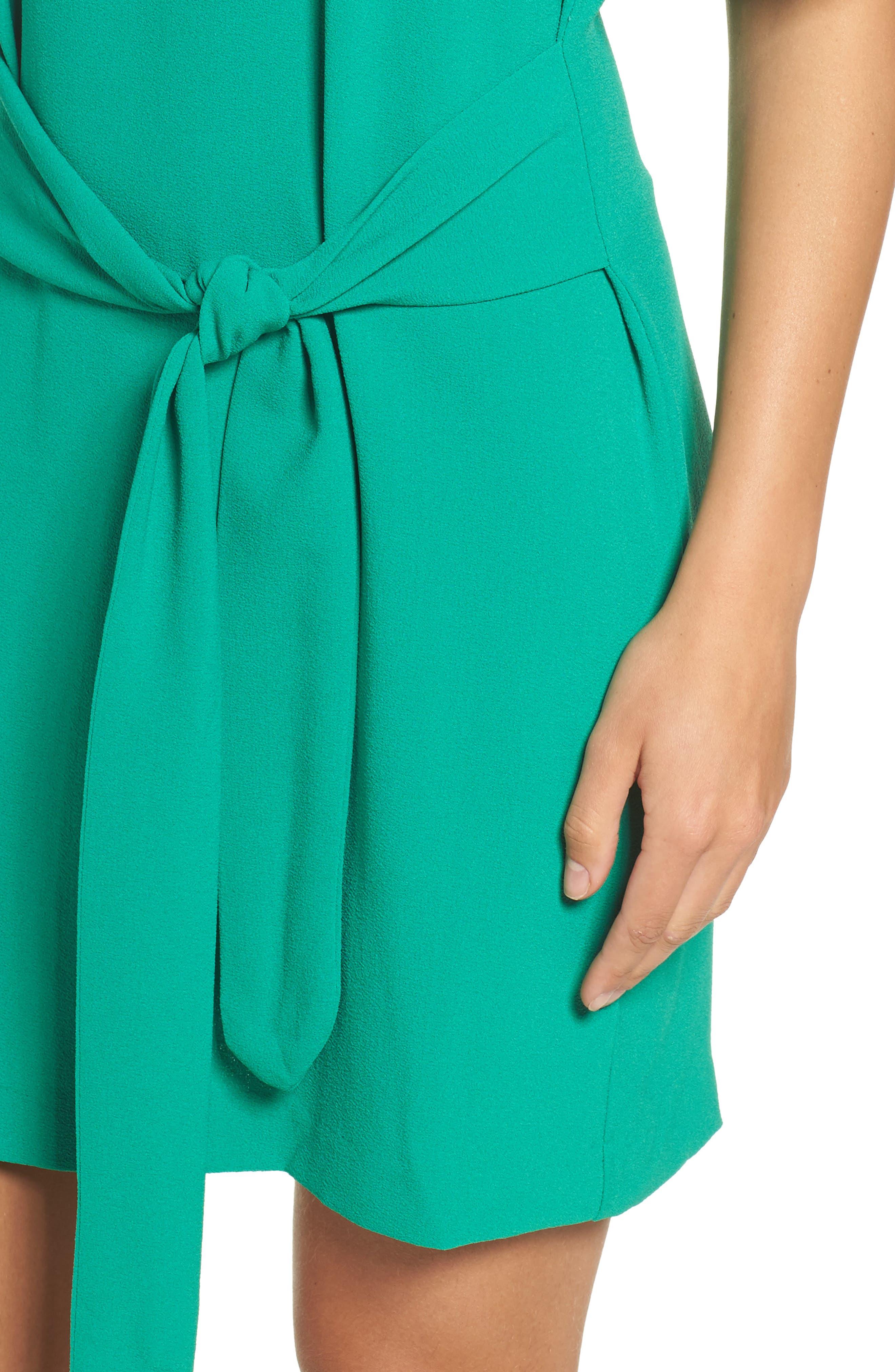 Dara Shift Dress,                             Alternate thumbnail 4, color,                             319