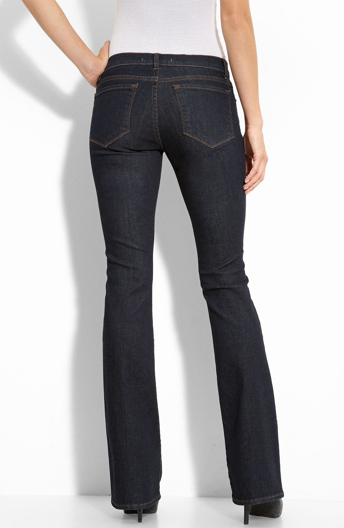 J BRAND 'Bailey' Bootcut Stretch Jeans, Main, color, 401