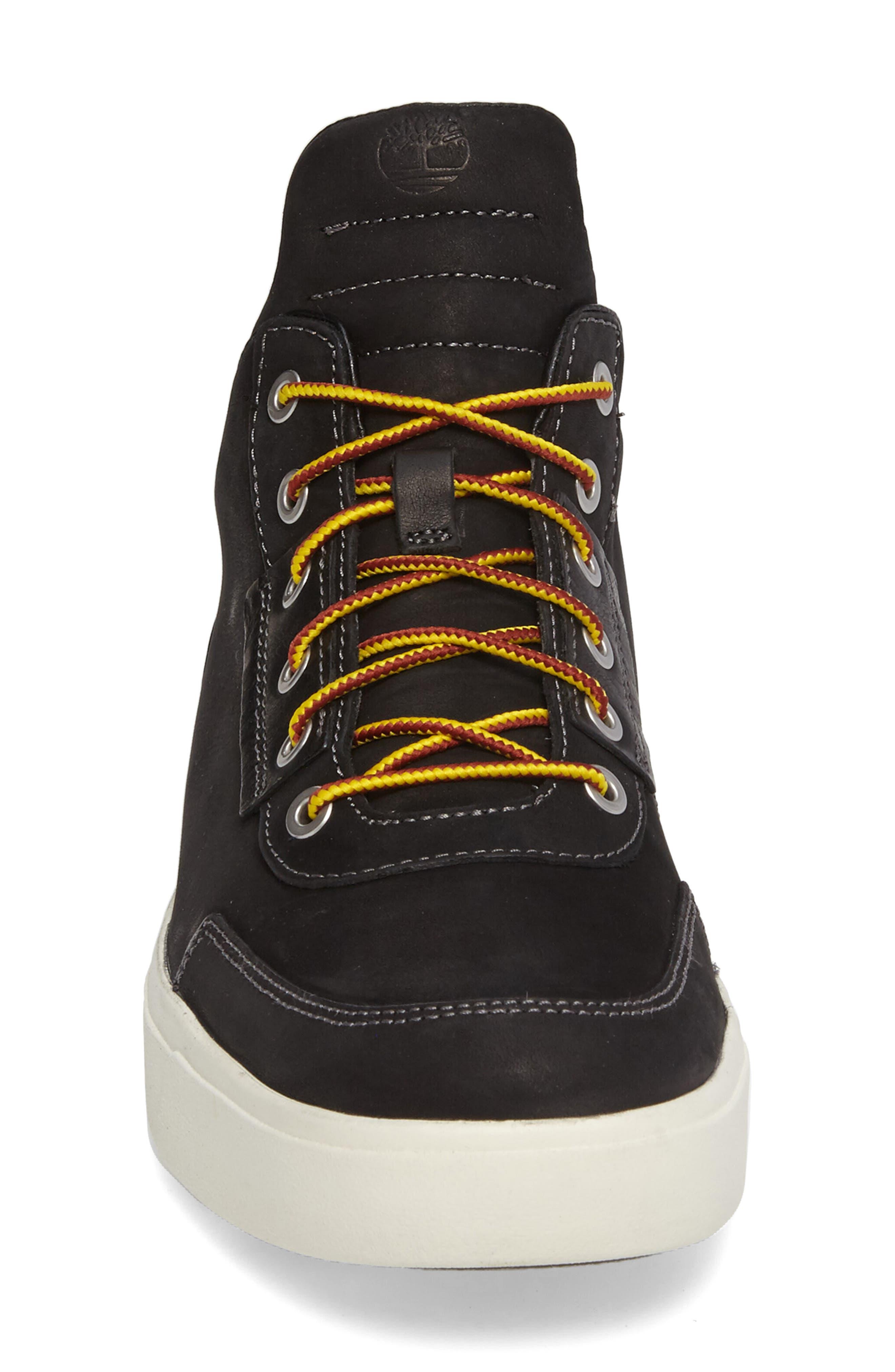 Amherst Chukka Sneaker,                             Alternate thumbnail 3, color,                             001
