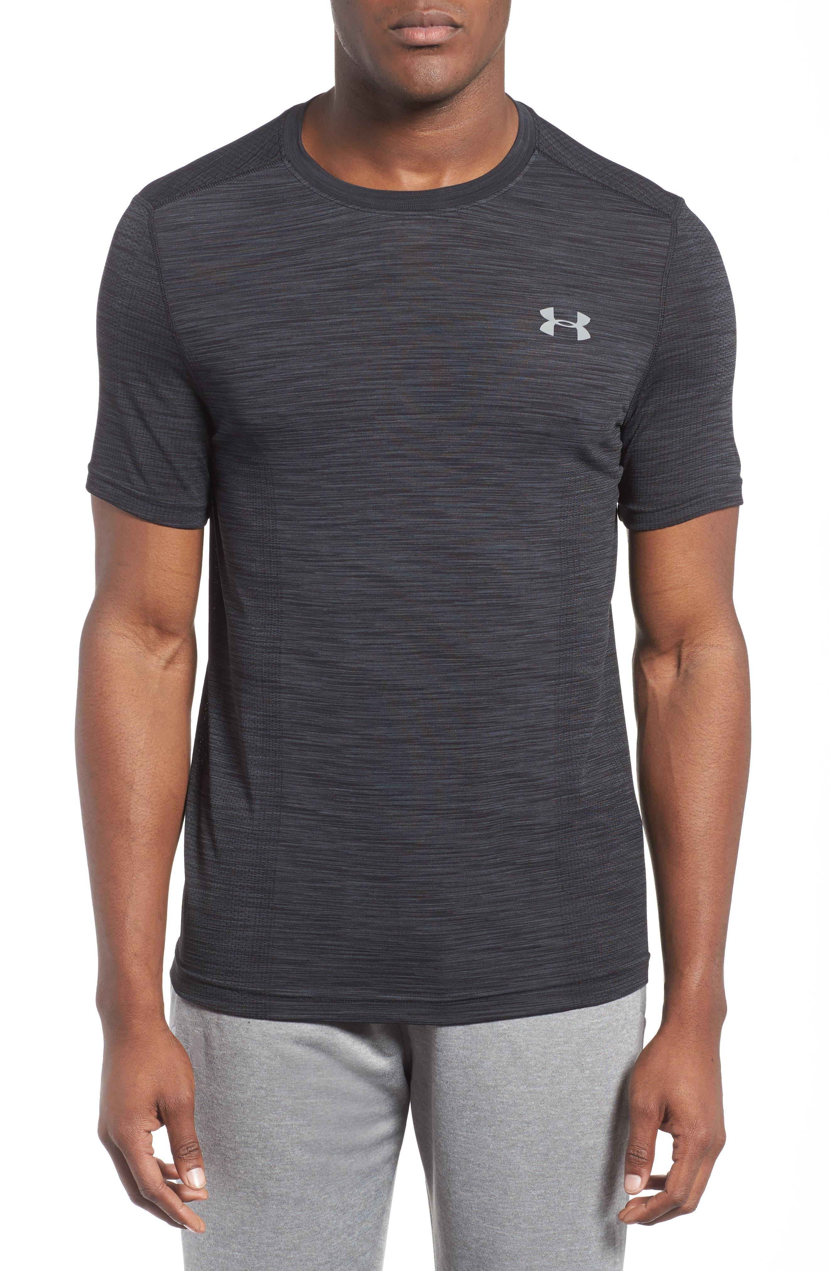 a2e176926df 190086936949 - Men s Under Armour Threadborne Regular Fit T-Shirt ...