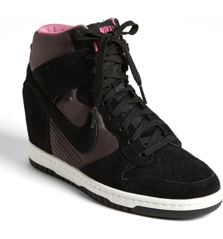 Nike  Dunk Sky Hi  Wedge Sneaker (Women)  2d01c50ec