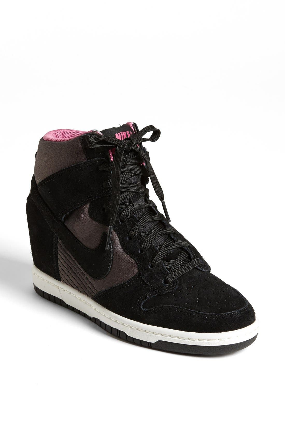 save off fb4ff 0c888 Nike Dunk Sky High Black
